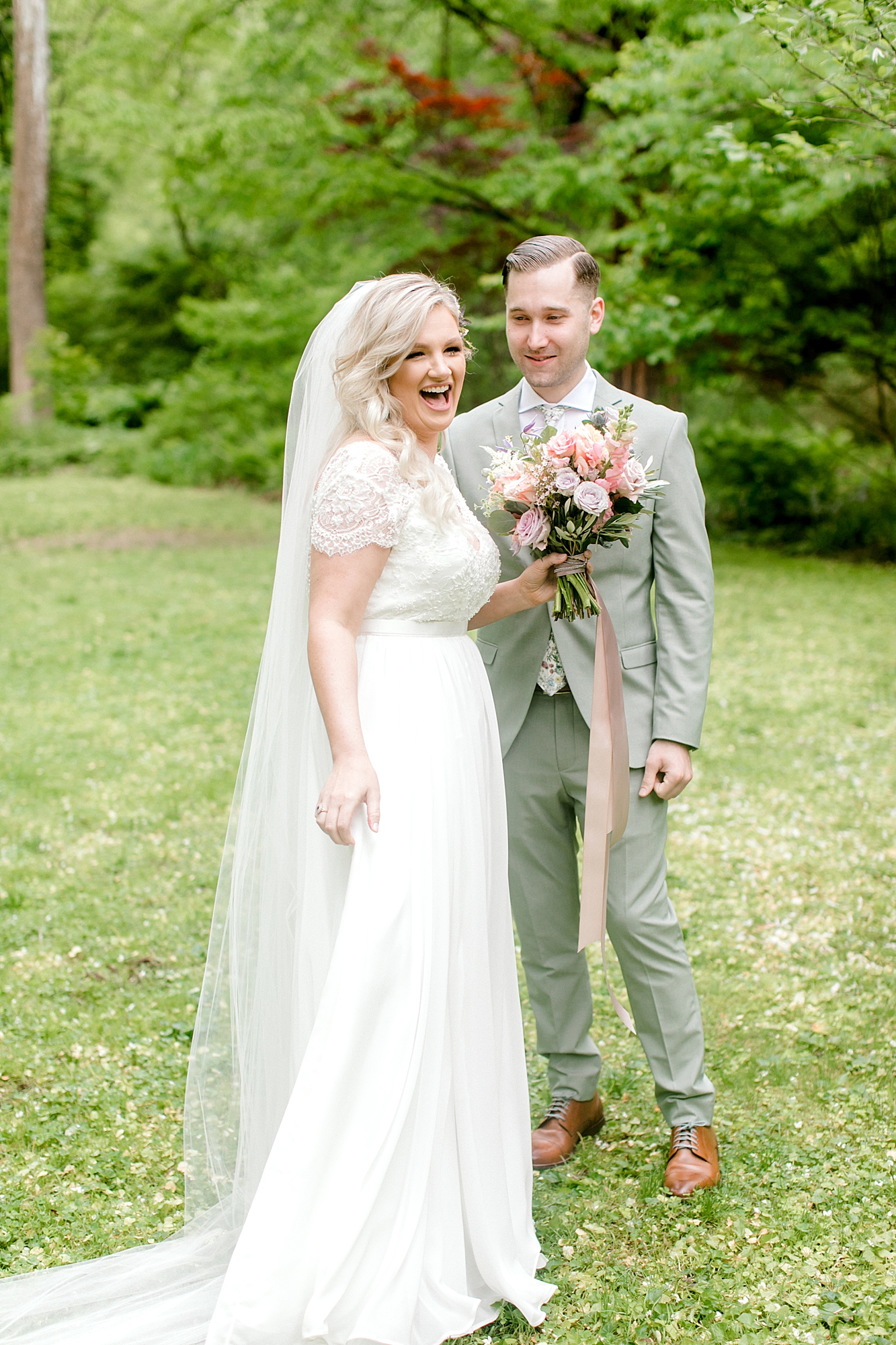 Intimate and Sweet Estate Wedding Photography by Magdalena Studios 0020