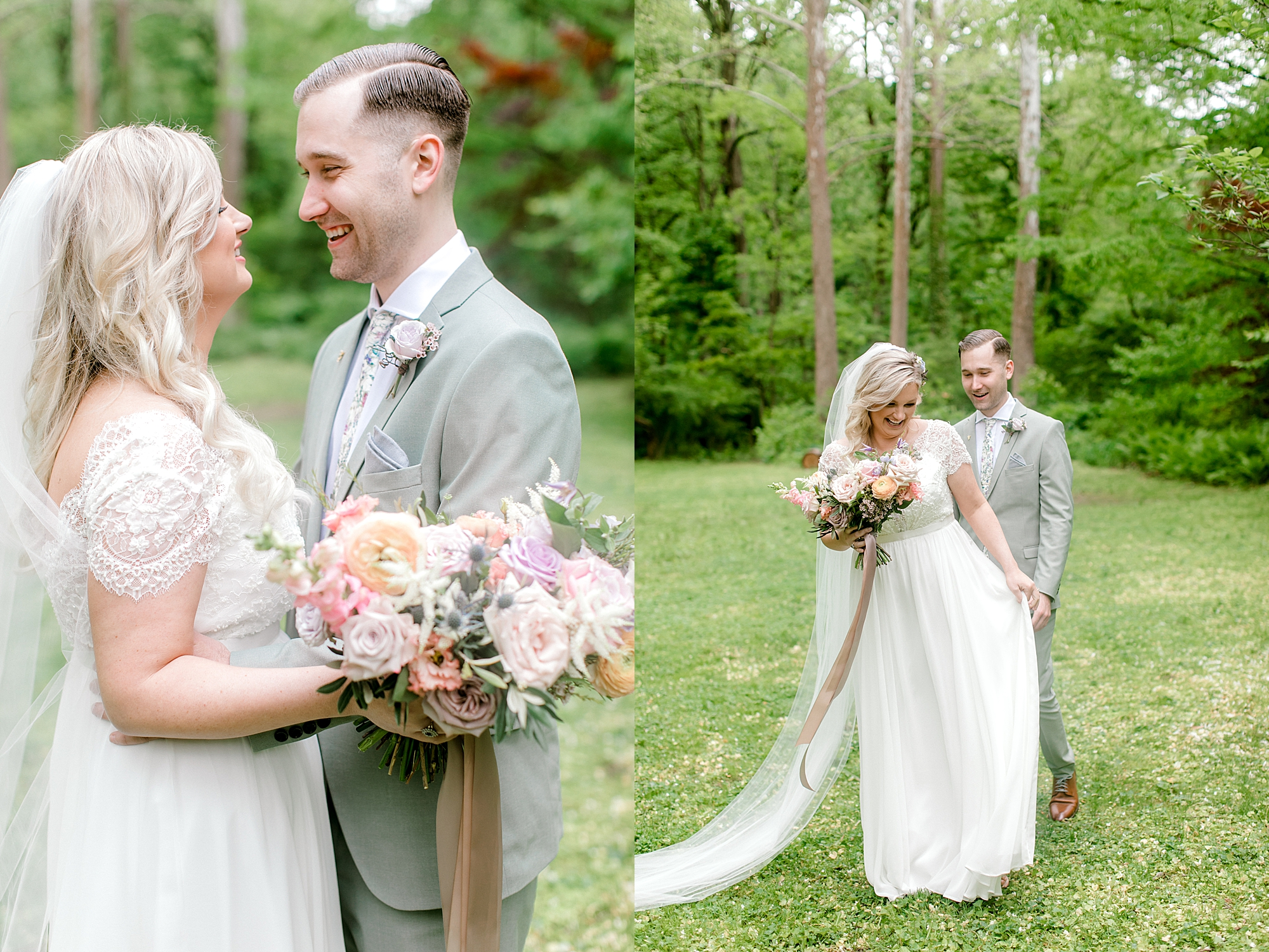 Intimate and Sweet Estate Wedding Photography by Magdalena Studios 0021