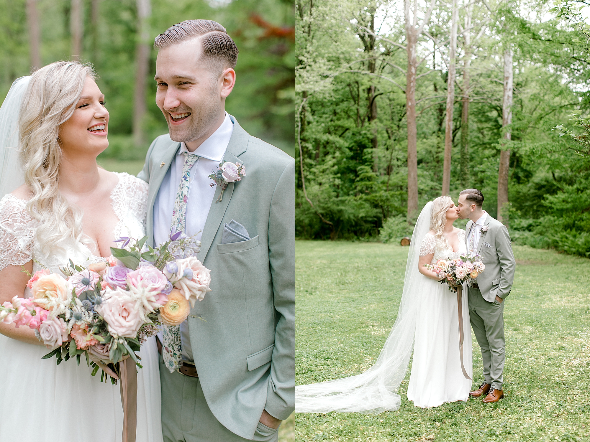 Intimate and Sweet Estate Wedding Photography by Magdalena Studios 0023