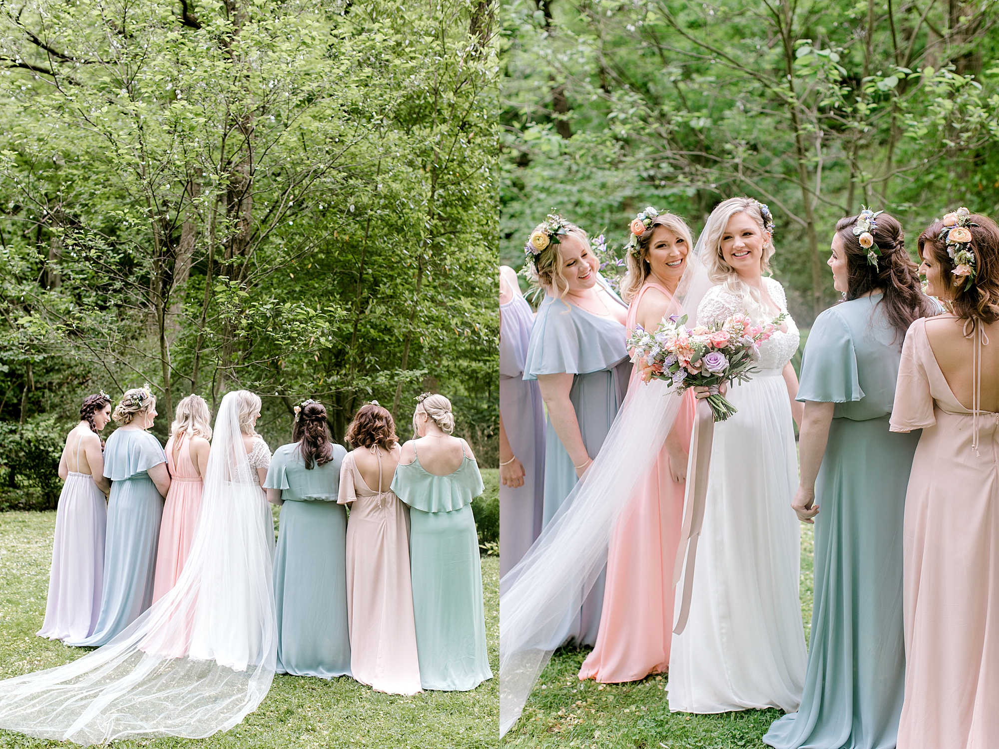 Intimate and Sweet Estate Wedding Photography by Magdalena Studios 0034
