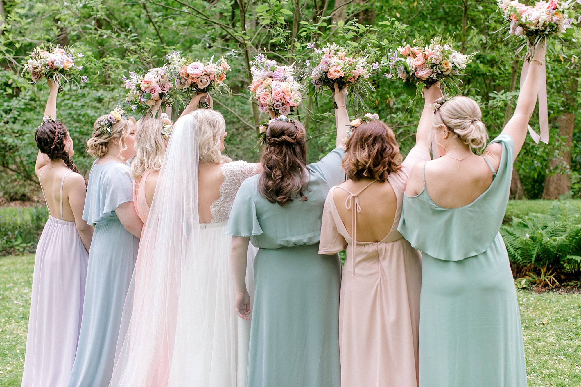 Intimate and Sweet Estate Wedding Photography by Magdalena Studios 0035