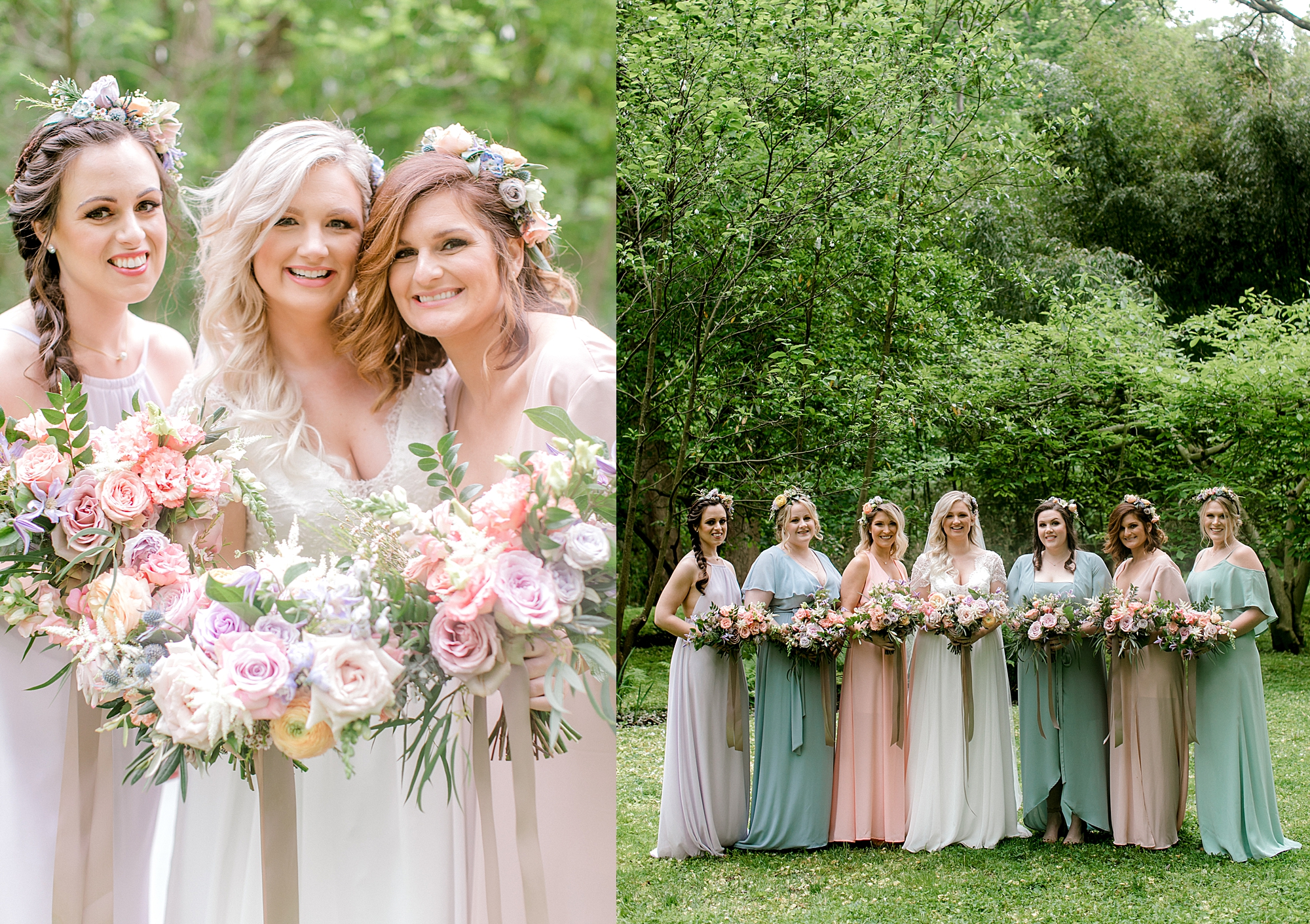 Intimate and Sweet Estate Wedding Photography by Magdalena Studios 0036