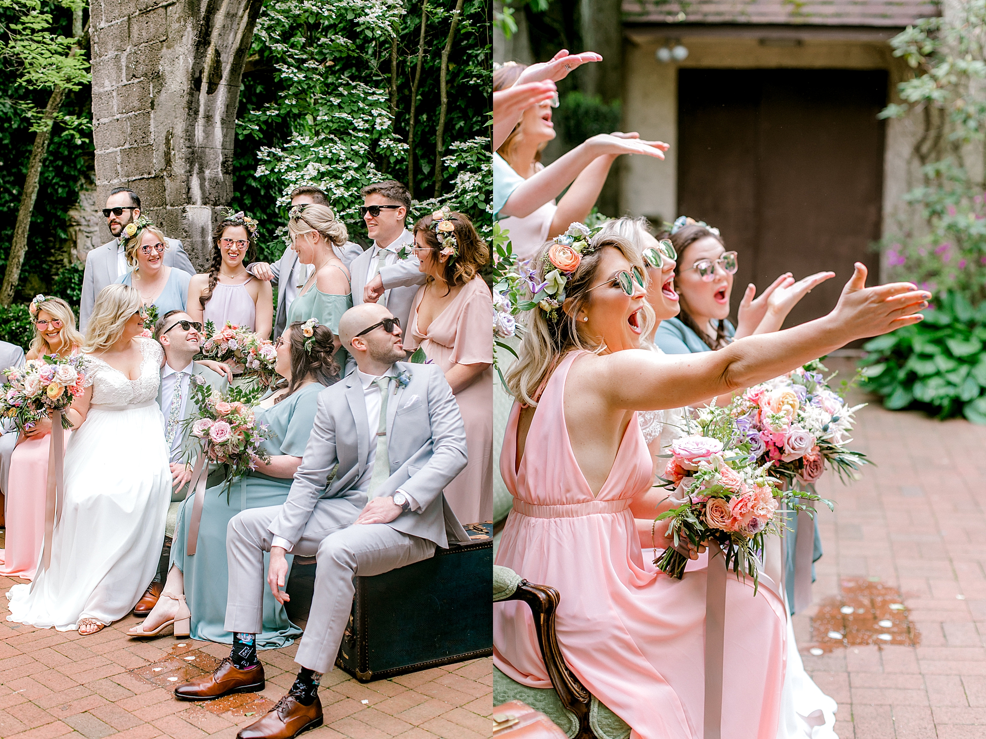 Intimate and Sweet Estate Wedding Photography by Magdalena Studios 0041