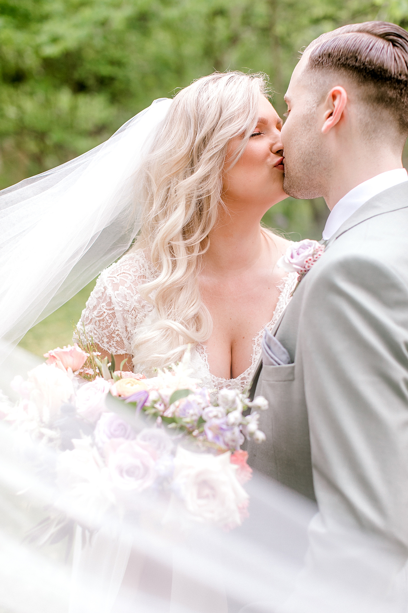 Intimate and Sweet Estate Wedding Photography by Magdalena Studios 0046