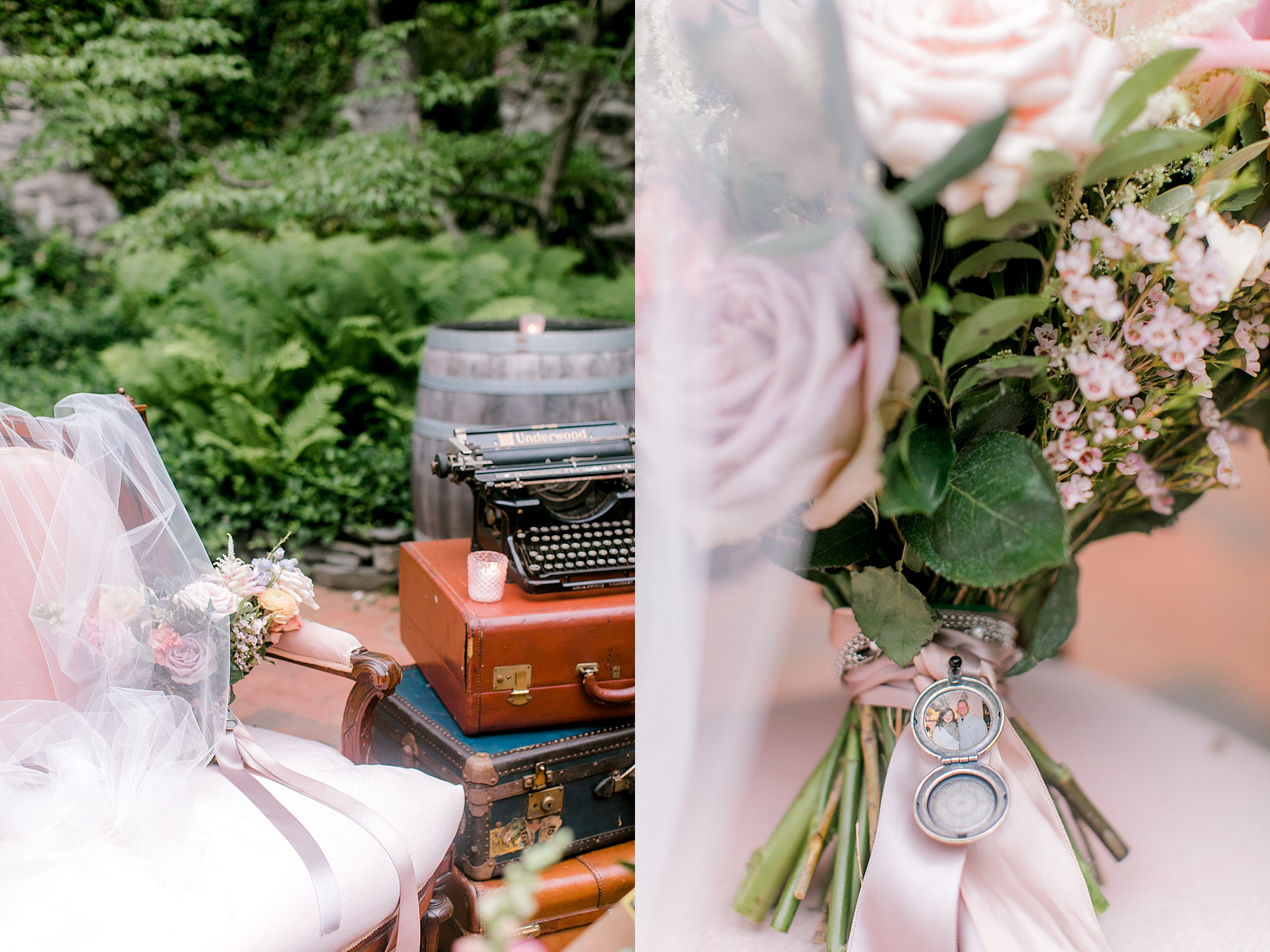 Intimate and Sweet Estate Wedding Photography by Magdalena Studios 0058