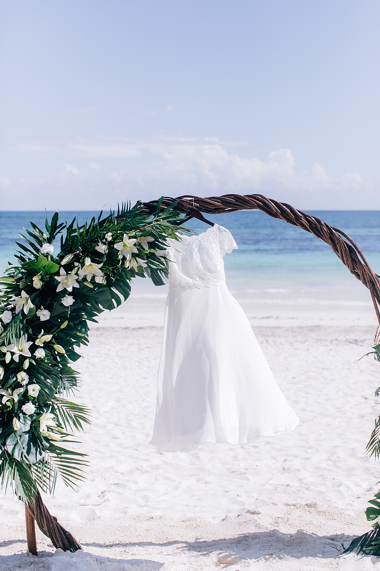 Stylish and Candid Destination Film Wedding Photography in Tulum Mexico by Magdalena Studios 0003