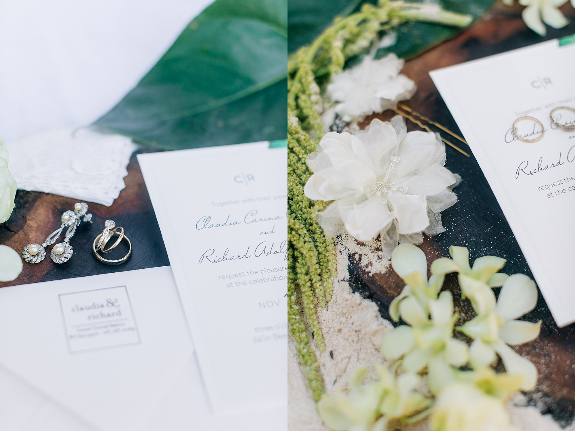 Stylish and Candid Destination Film Wedding Photography in Tulum Mexico by Magdalena Studios 0004