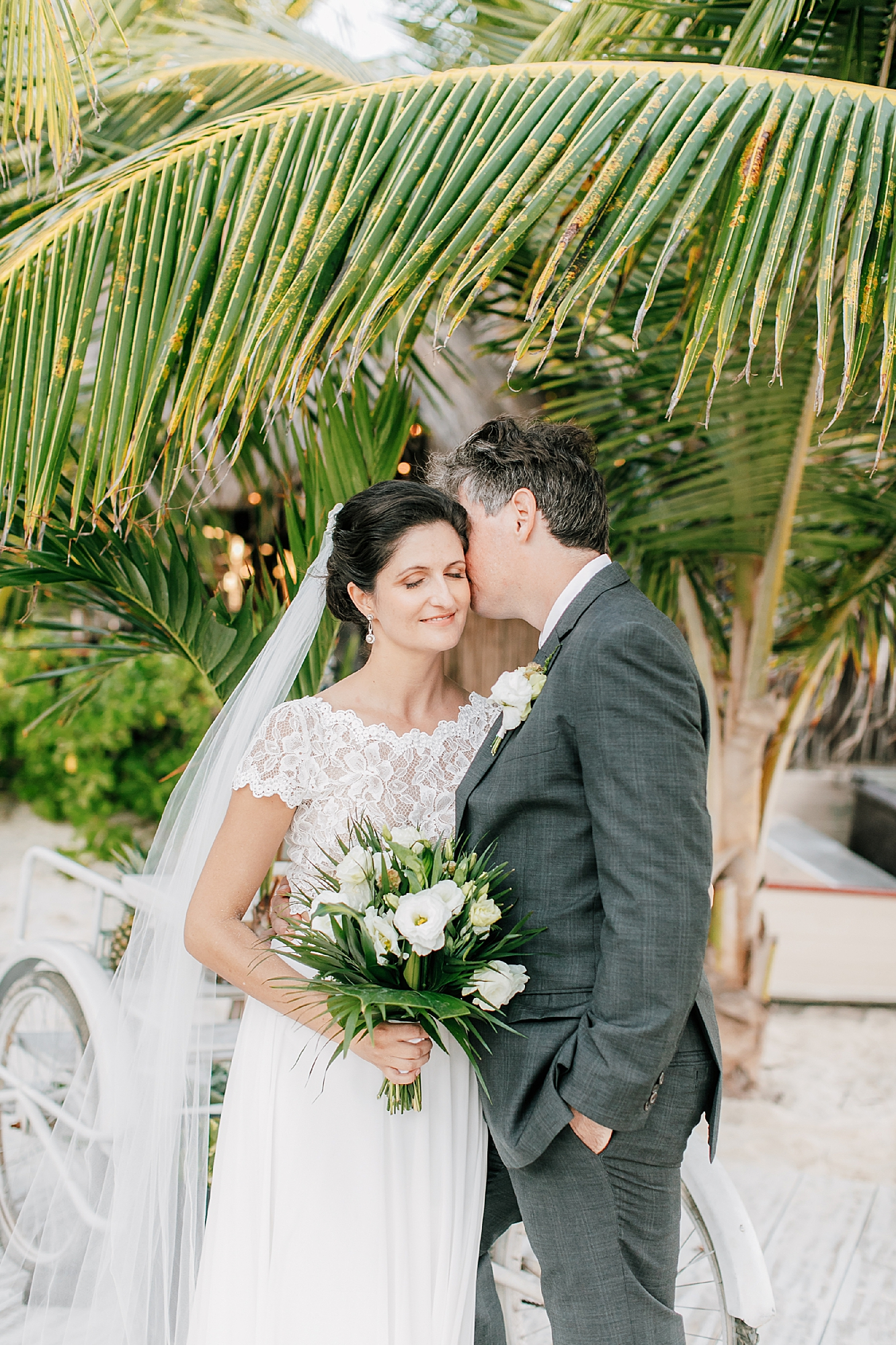 Stylish and Candid Destination Film Wedding Photography in Tulum Mexico by Magdalena Studios 0017