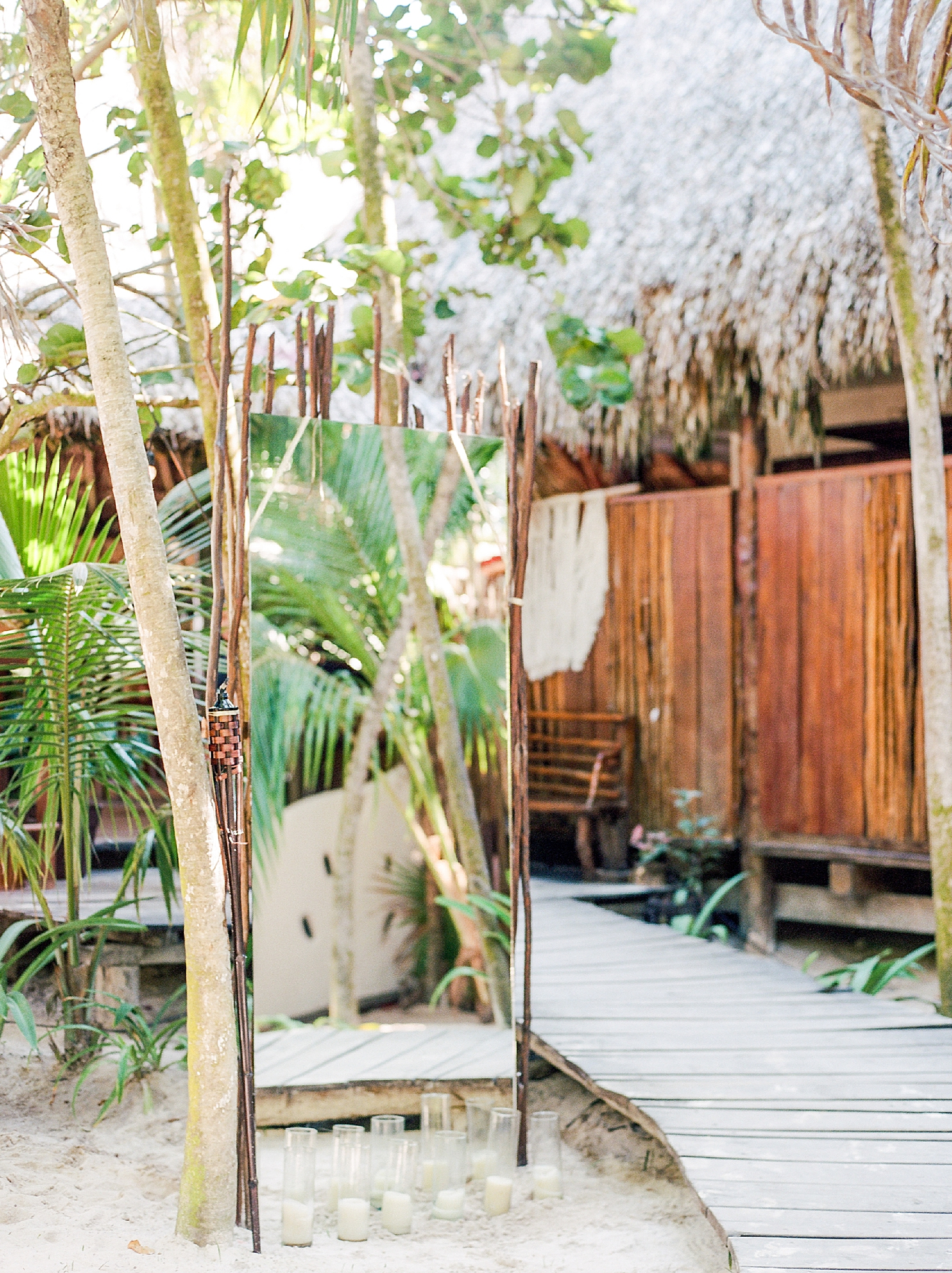 Stylish and Candid Destination Film Wedding Photography in Tulum Mexico by Magdalena Studios 0034