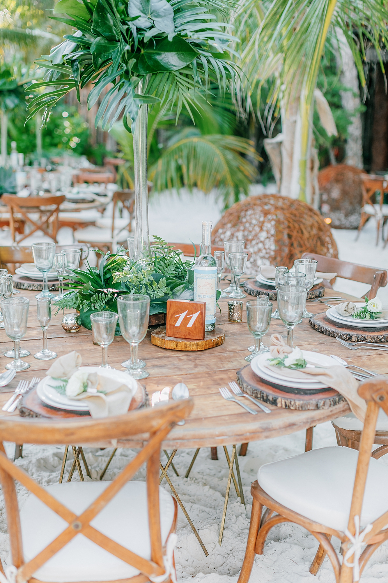 Stylish and Candid Destination Film Wedding Photography in Tulum Mexico by Magdalena Studios 0039