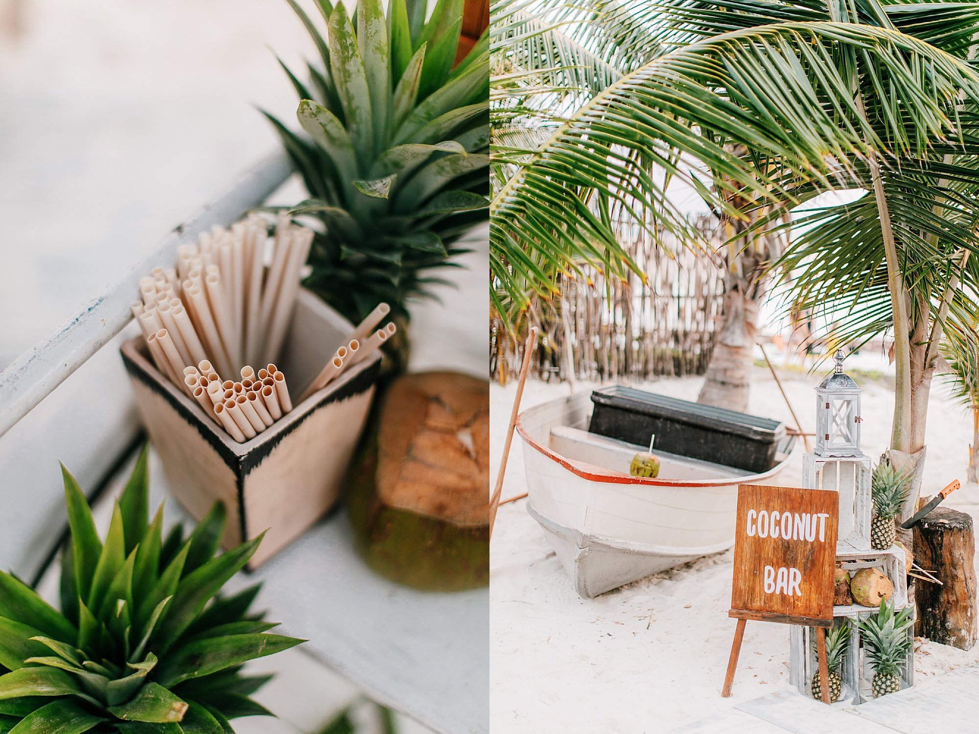 Stylish and Candid Destination Film Wedding Photography in Tulum Mexico by Magdalena Studios 0044