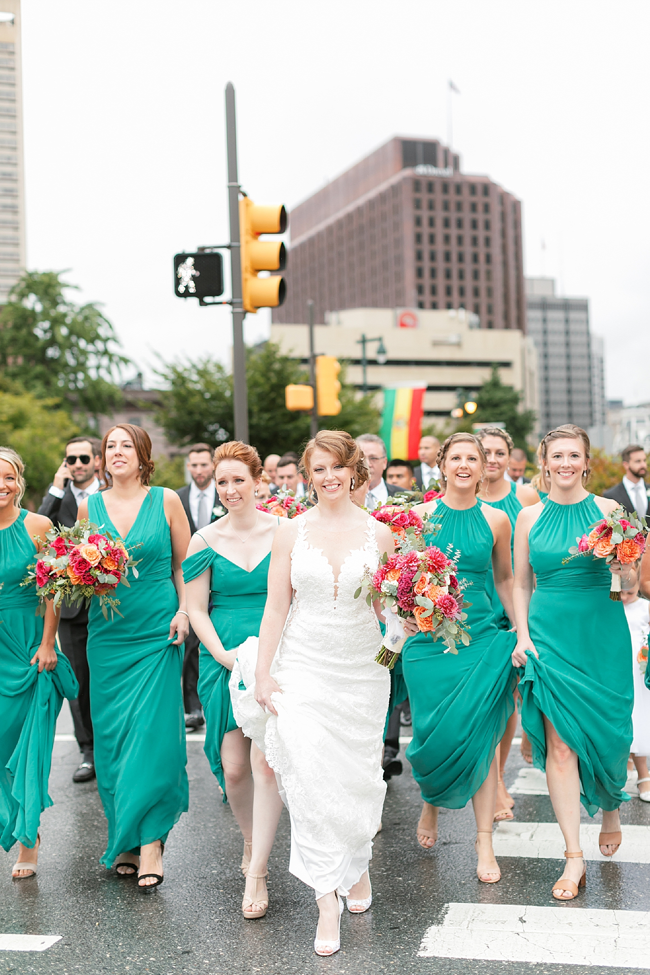 Genuine and Natural Philadelphia Wedding Photography by Magdalena Studios 0023
