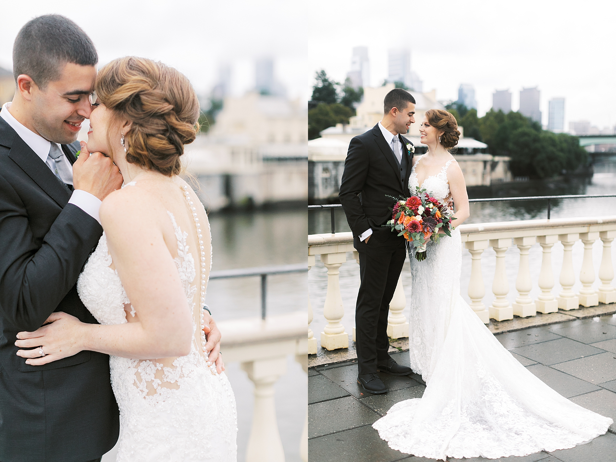 Genuine and Natural Philadelphia Wedding Photography by Magdalena Studios 0042