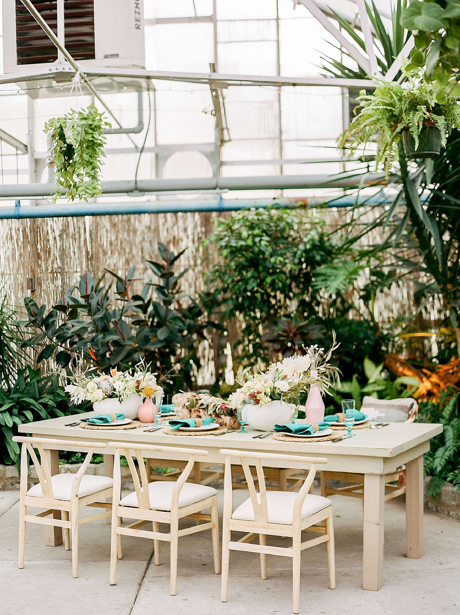 Colorful and Vibrant Wedding Photography at Fairmount Horticultural Center by Magdalena Studios 0033