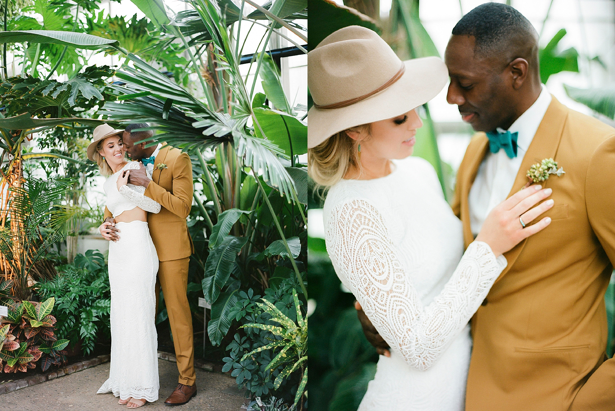 Colorful and Vibrant Wedding Photography at Fairmount Horticultural Center by Magdalena Studios 0046