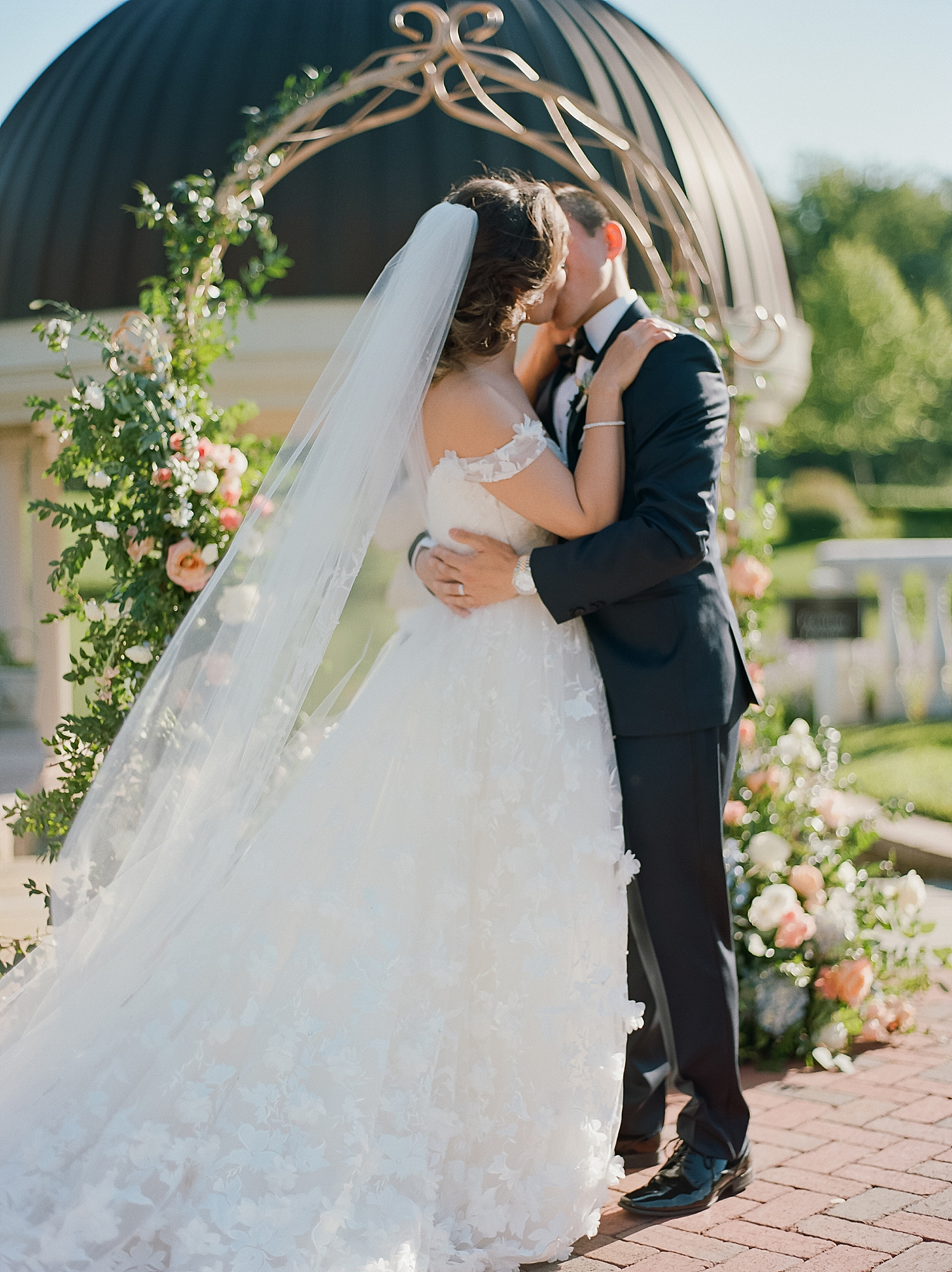 Film Wedding Photographer Ashford Estate by Magdalena Studios 0048