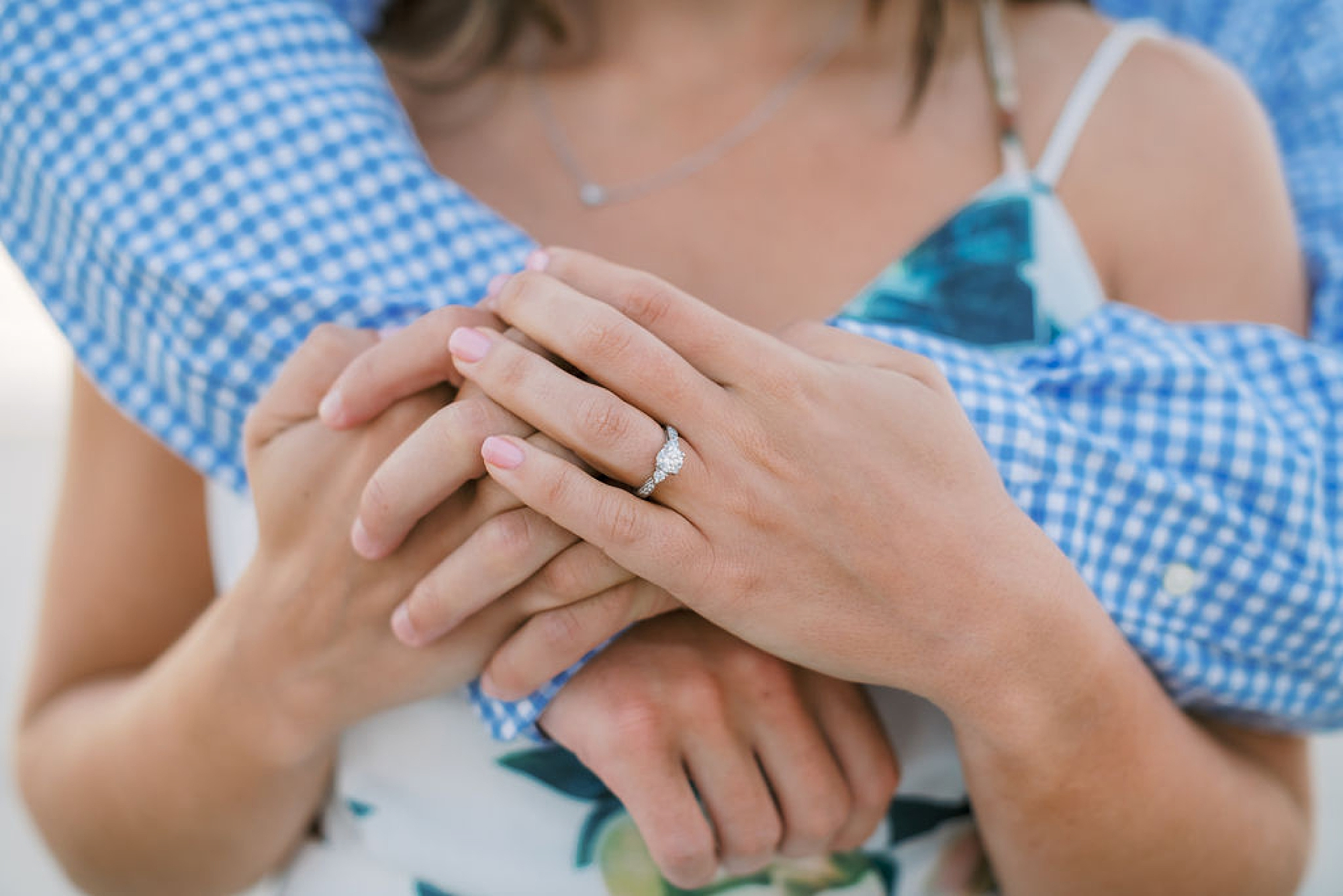 Organic and Romantic Engagement Photography in Ocean City NJ by Magdalena Studios 0006