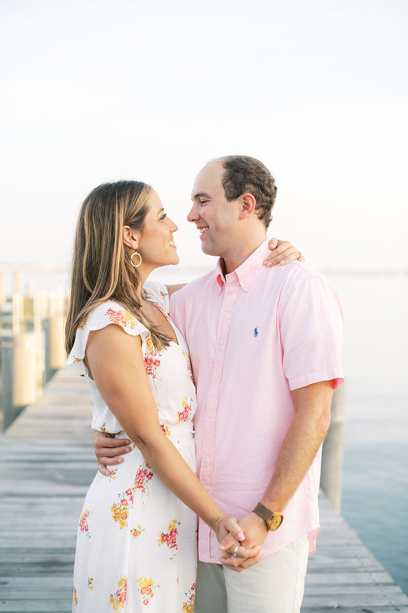 Organic and Romantic Engagement Photography in Ocean City NJ by Magdalena Studios 0024