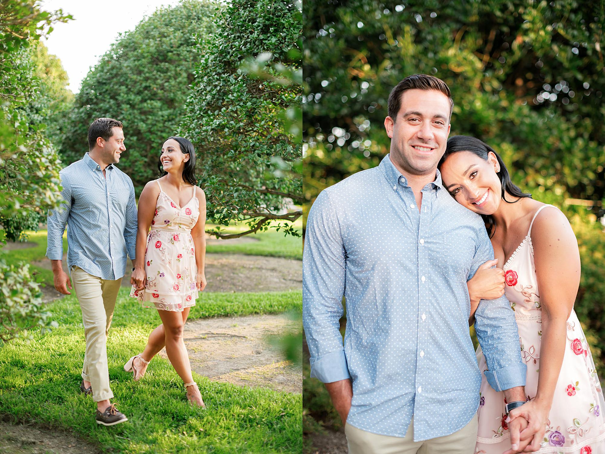 Airy and Bright Engagement Photography in Ocean City NJ by Magdalena Studios 0012