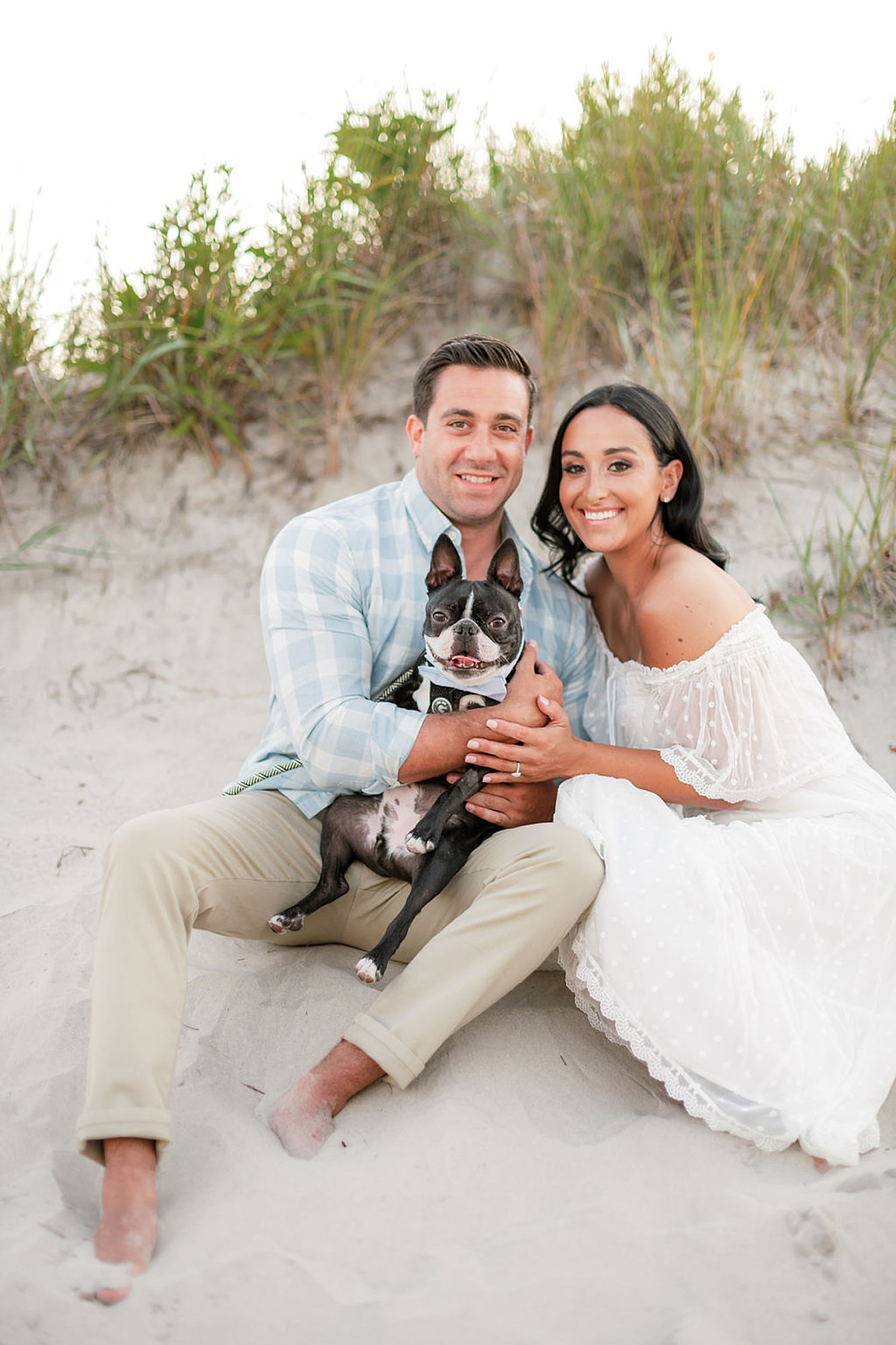 Airy and Bright Engagement Photography in Ocean City NJ by Magdalena Studios 0018