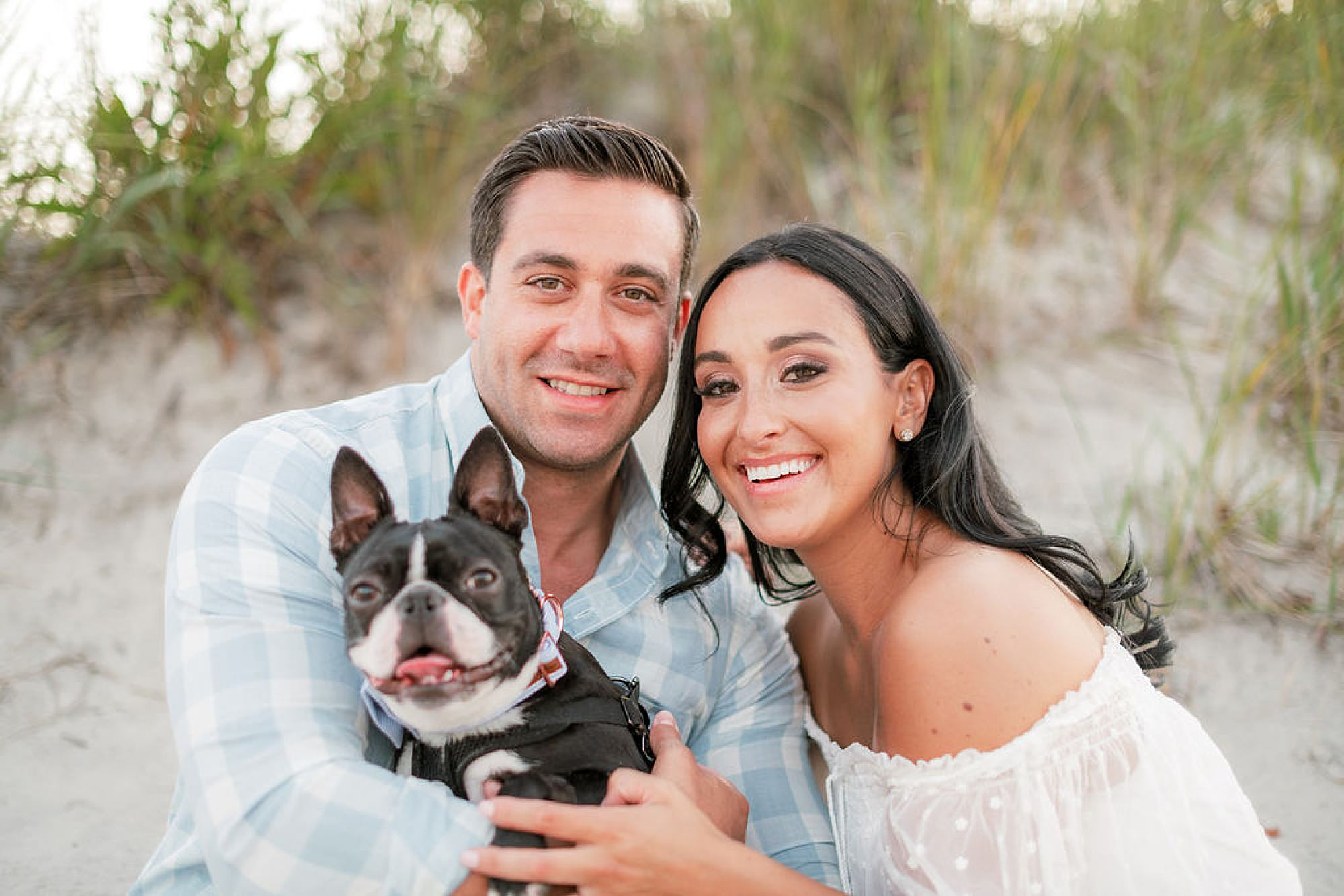 Airy and Bright Engagement Photography in Ocean City NJ by Magdalena Studios 0020