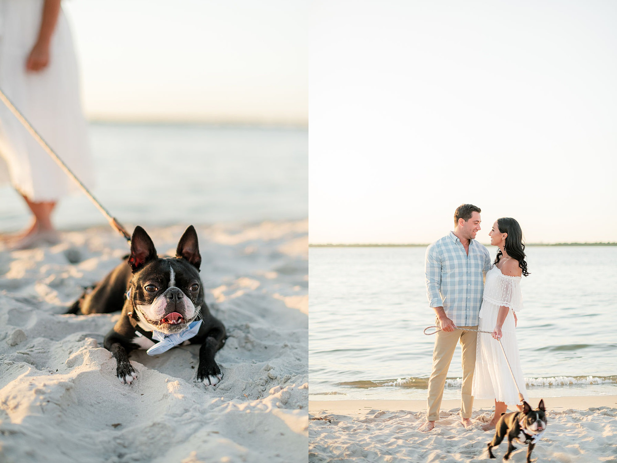 Airy and Bright Engagement Photography in Ocean City NJ by Magdalena Studios 0024