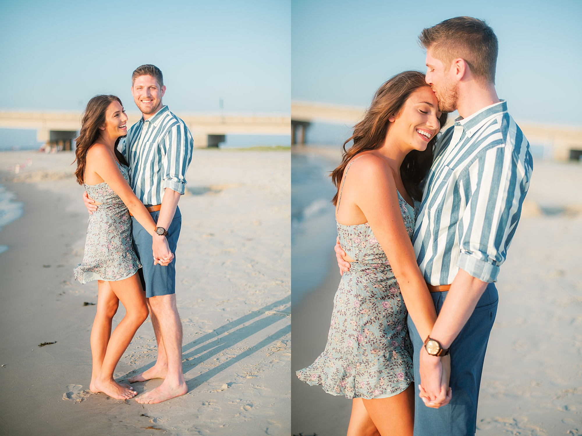 Bright and Fun Engagement Photography in Ocean City NJ by Magdalena Studios 0006
