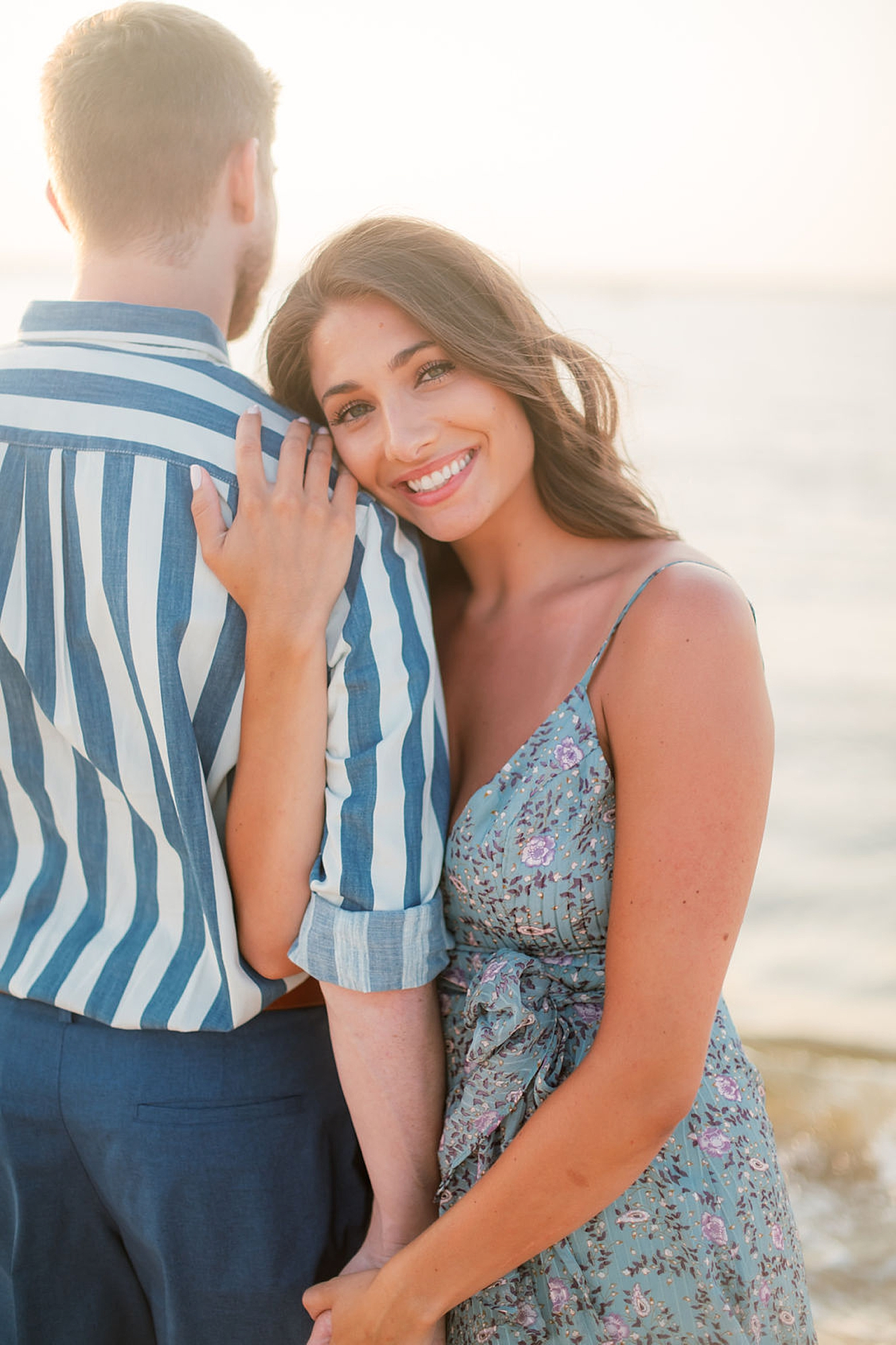 Bright and Fun Engagement Photography in Ocean City NJ by Magdalena Studios 0011