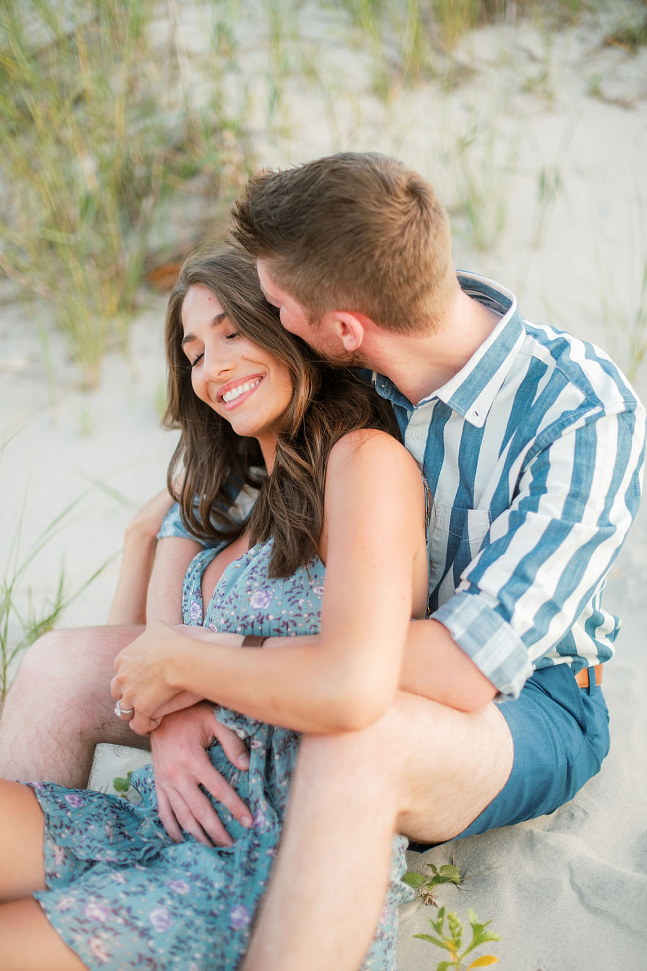 Bright and Fun Engagement Photography in Ocean City NJ by Magdalena Studios 0017