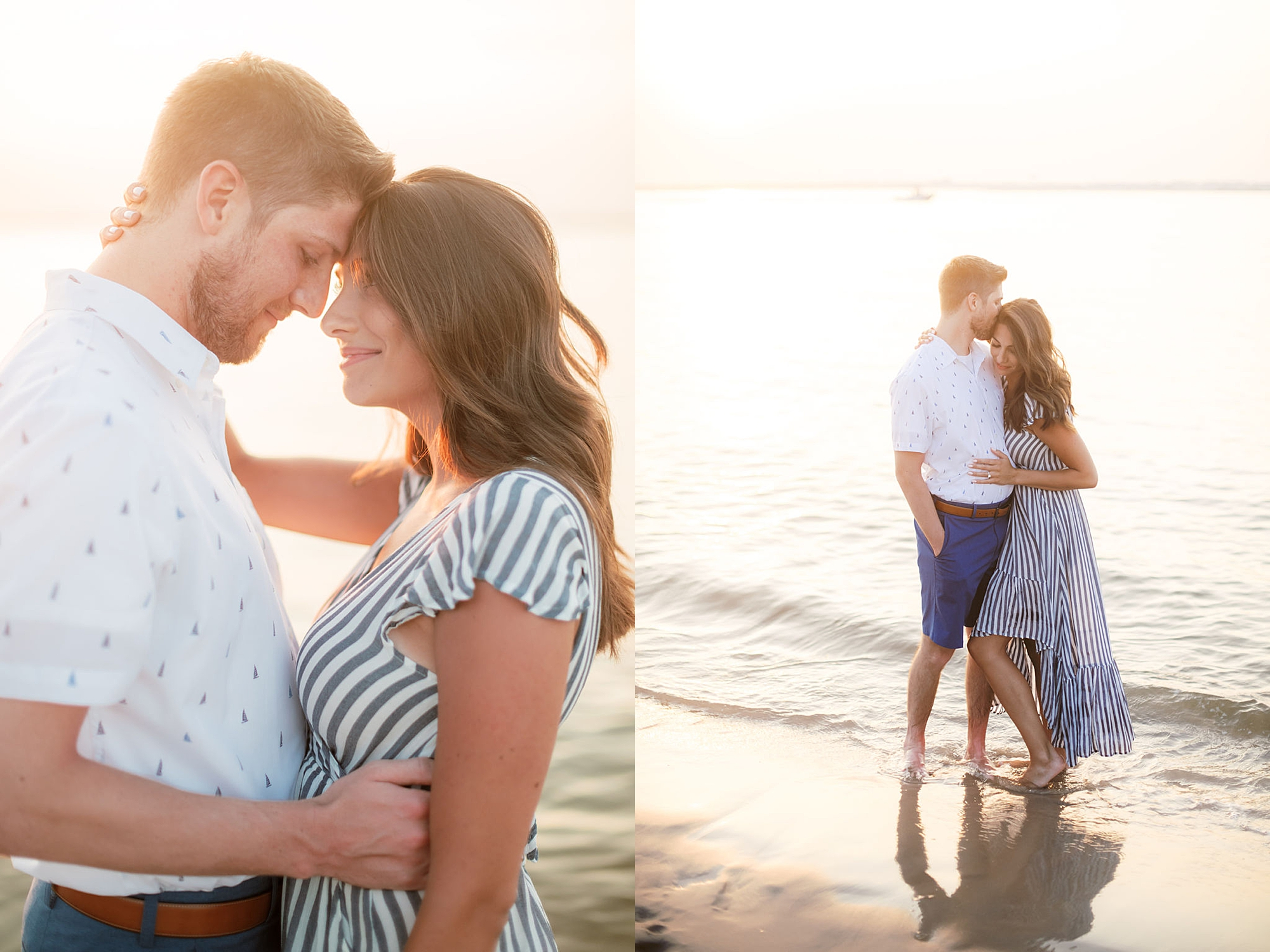 Bright and Fun Engagement Photography in Ocean City NJ by Magdalena Studios 0035