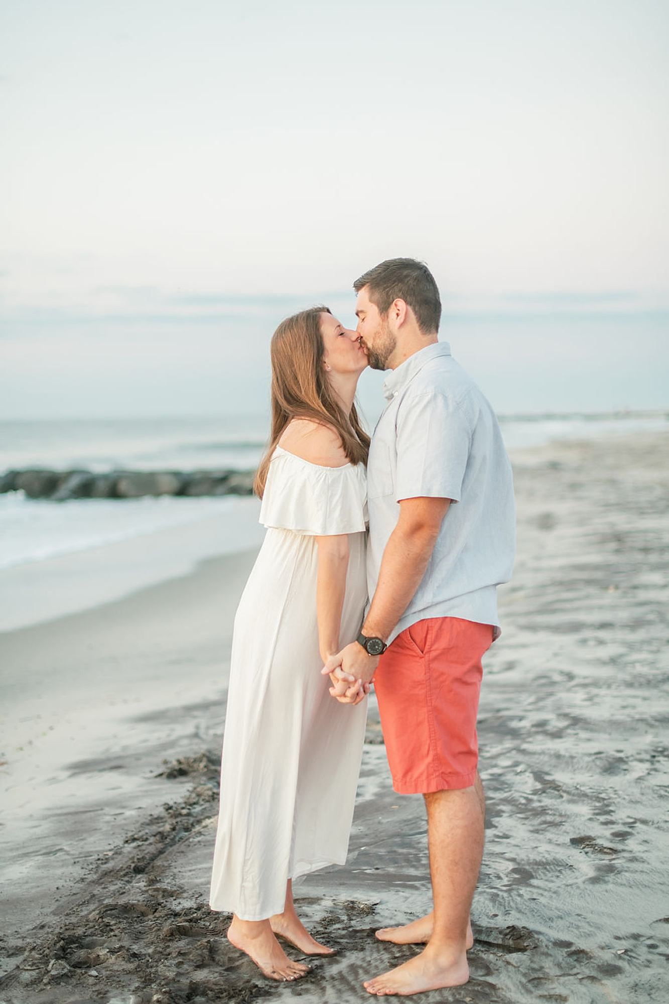 Glowy and Romantic Maternity Photography in Ocean City NJ by Magdalena Studios 0005