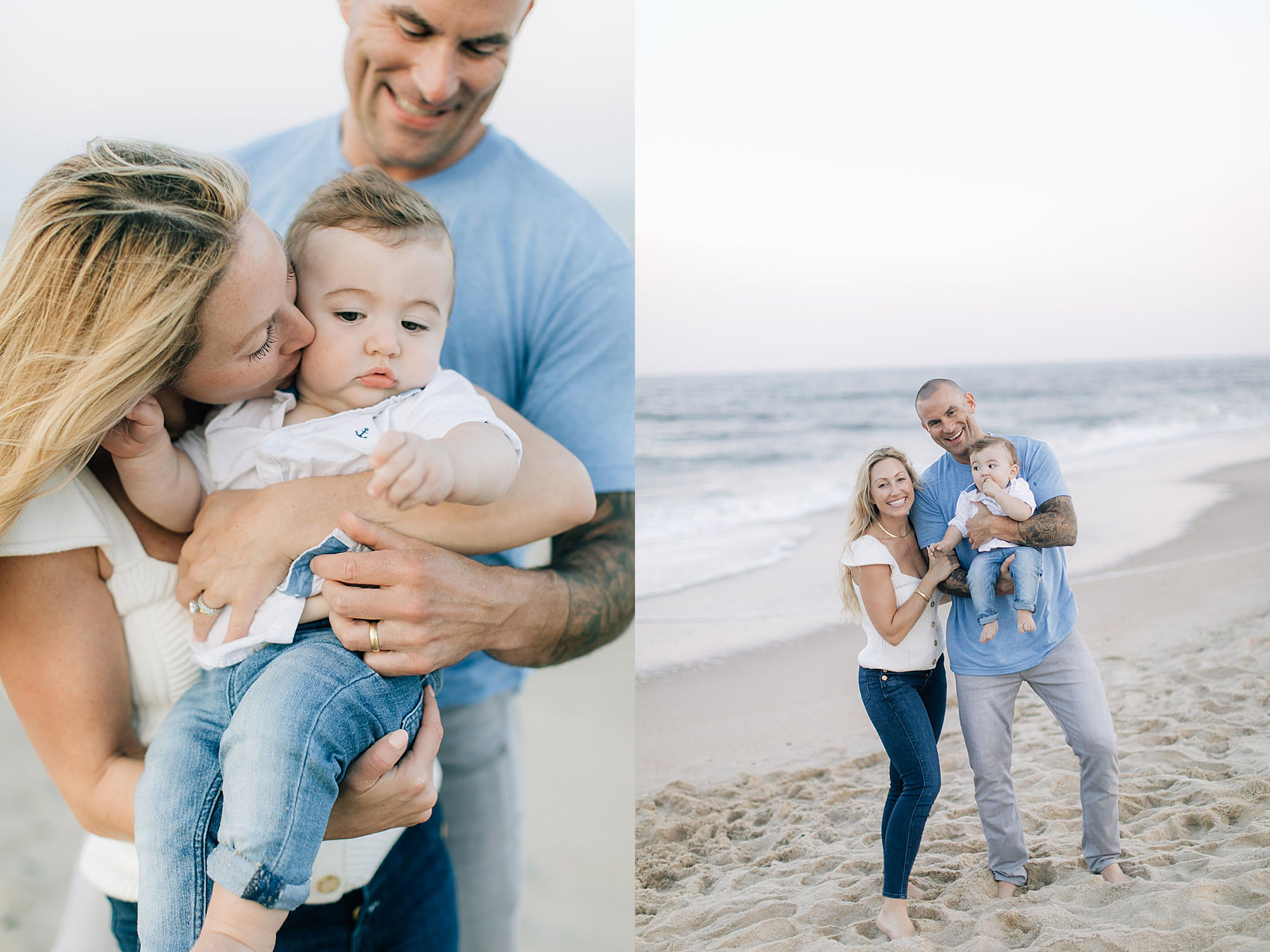 Long Branch NJ Film Family Portrait Photography by Magdalena Studios 0014