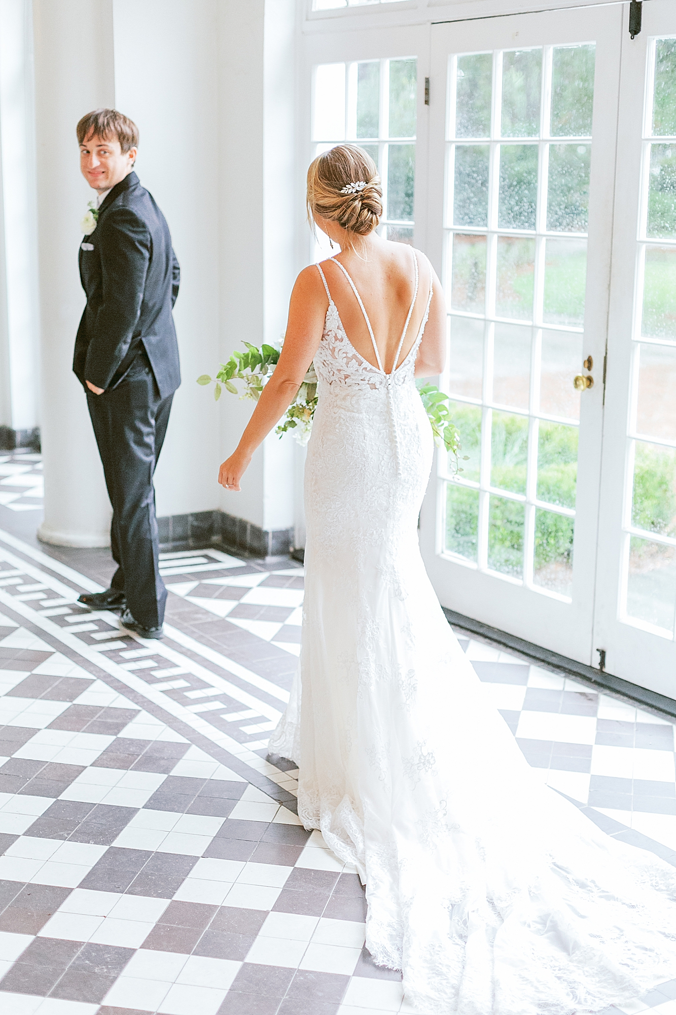 Lowndes Grove Plantation Charleston Film Wedding Photographer Magdalena Studios27
