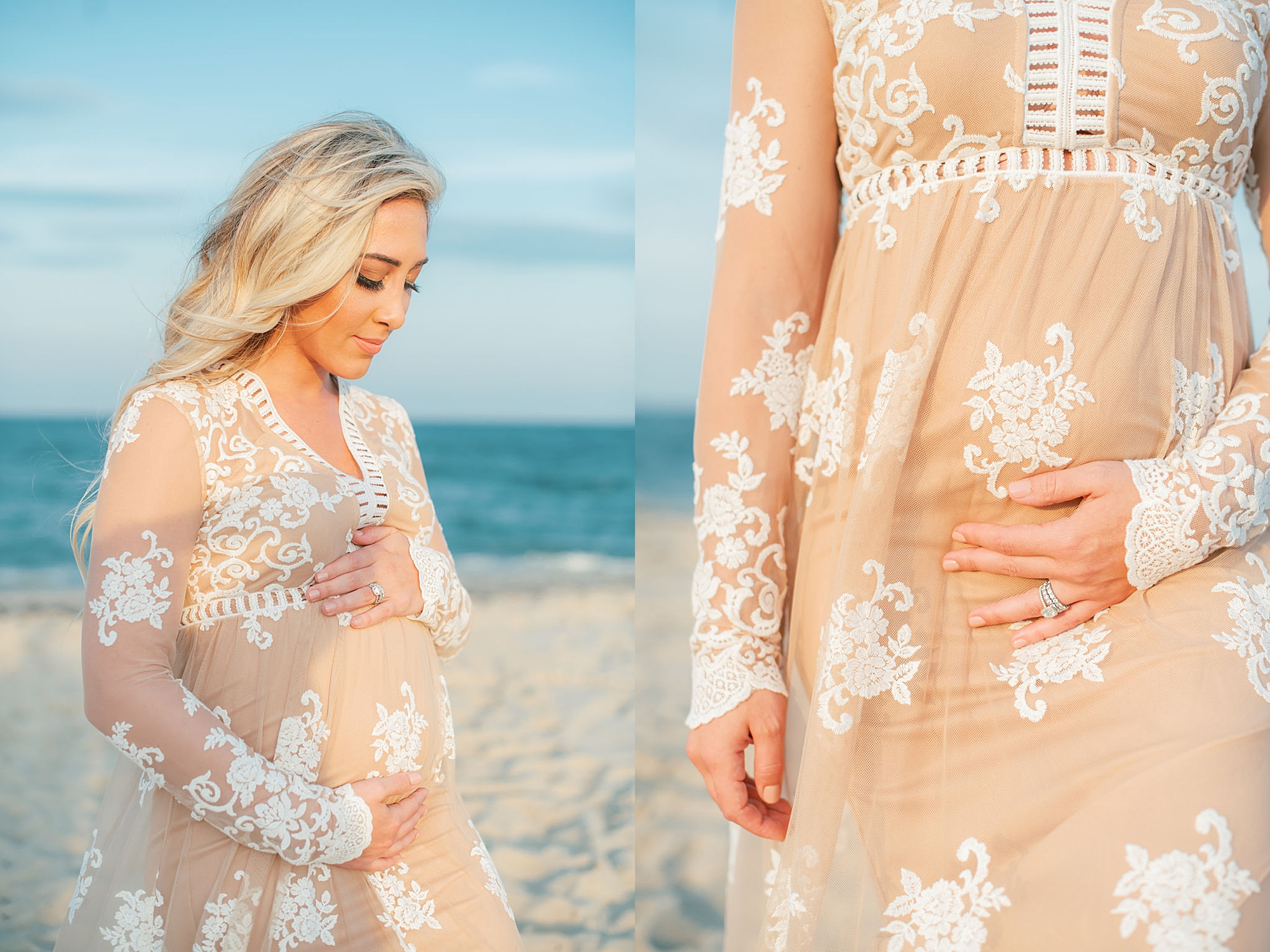Natural and Fun Maternity Photography in Ocean City NJ by Magdalena Studios 0005