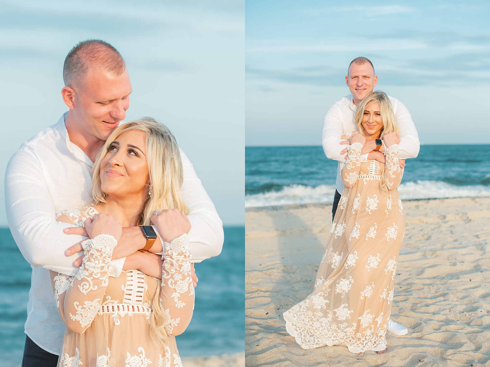 Natural and Fun Maternity Photography in Ocean City NJ by Magdalena Studios 0012