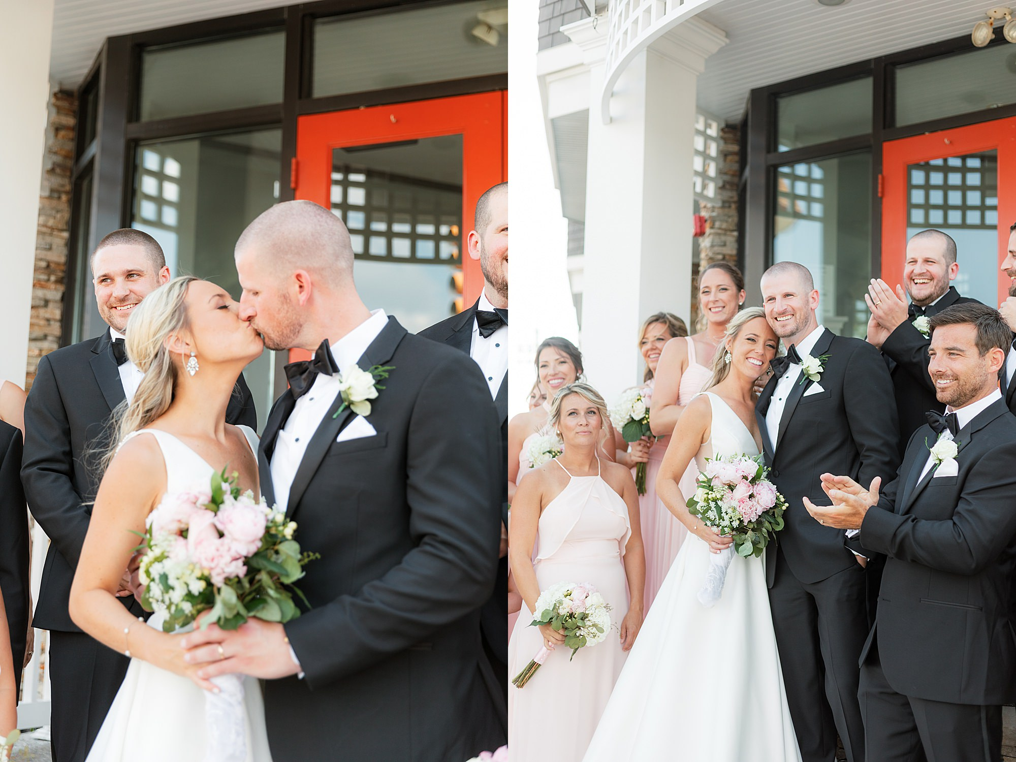 Natural and Vibrant Wedding Photography at the Reeds in Stone Harbor NJ by Magdalena Studios 0029