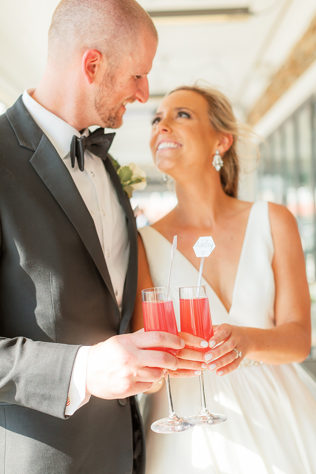 Natural and Vibrant Wedding Photography at the Reeds in Stone Harbor NJ by Magdalena Studios 0049