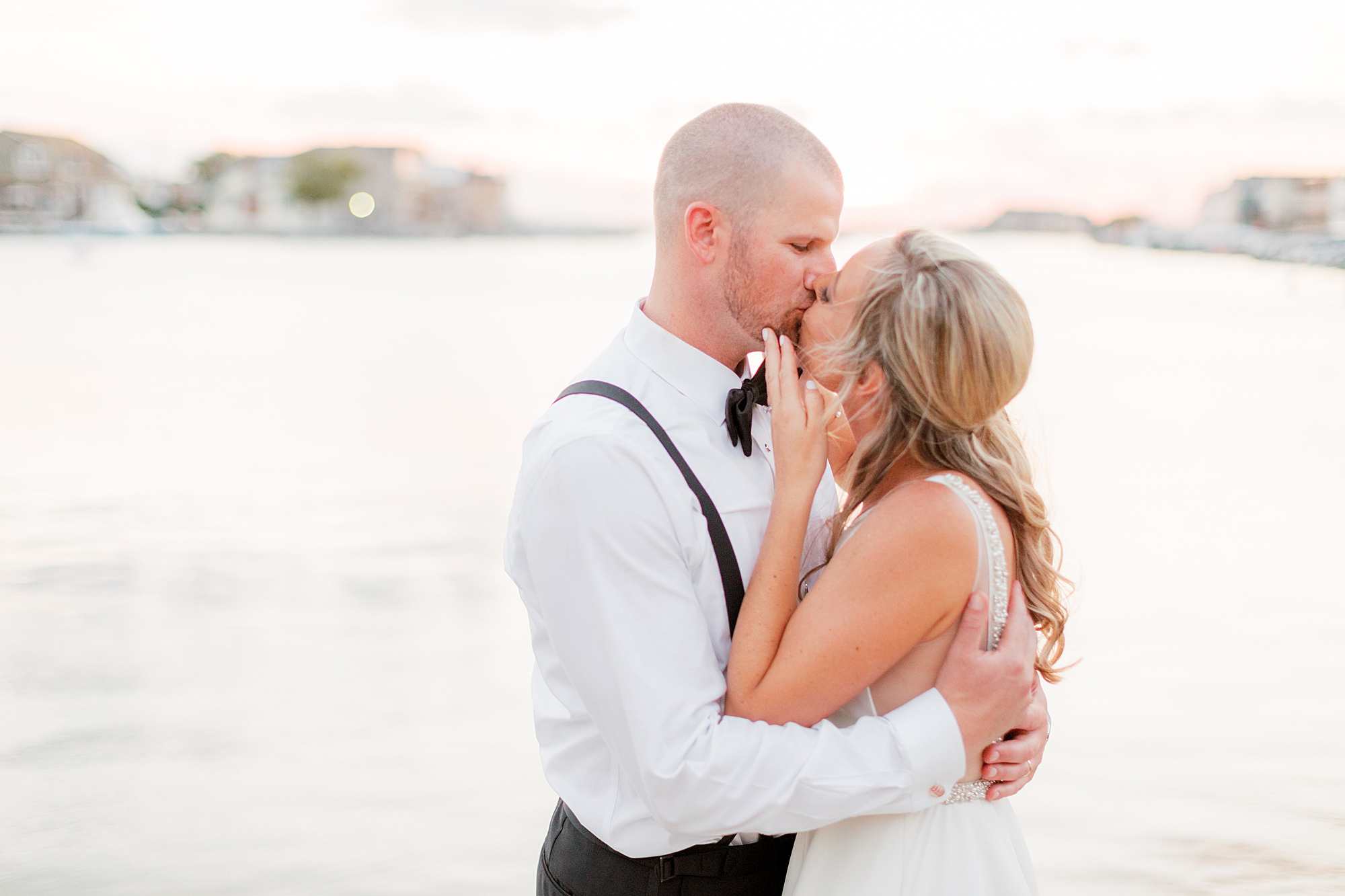 Natural and Vibrant Wedding Photography at the Reeds in Stone Harbor NJ by Magdalena Studios 0063
