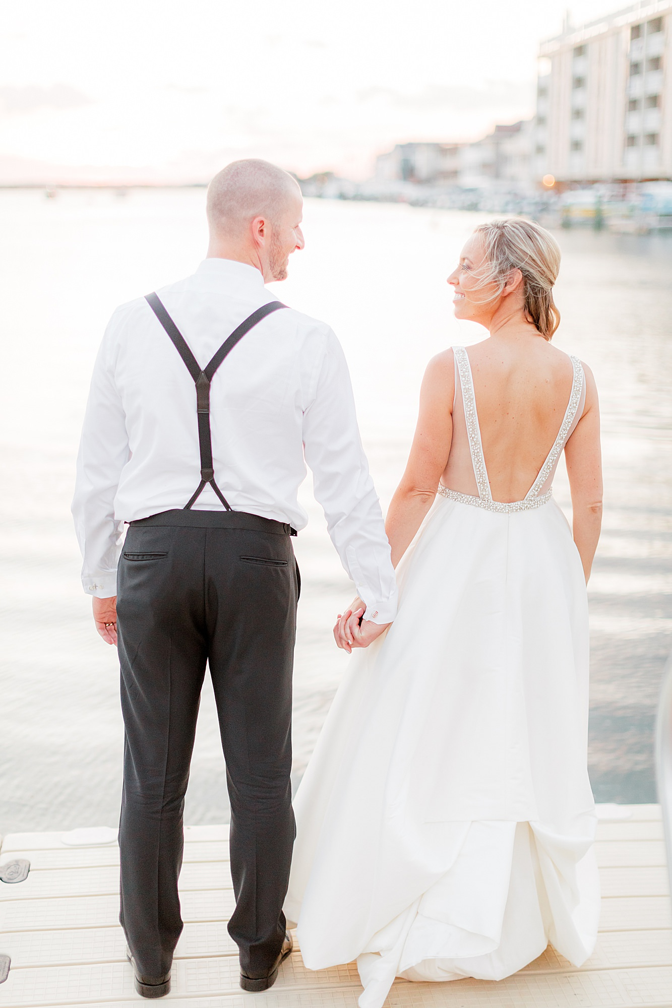 Natural and Vibrant Wedding Photography at the Reeds in Stone Harbor NJ by Magdalena Studios 0066