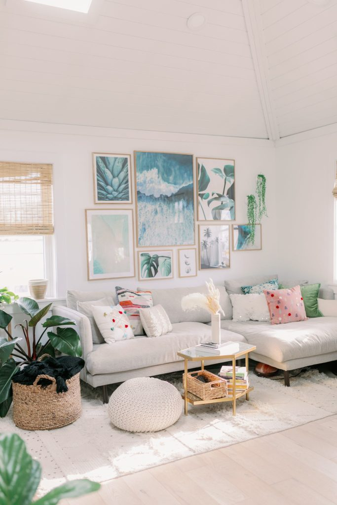 Modern Minimalist Holiday Home Decor Ideas Magdalena Studios The Fisher Bungalow21 scaled