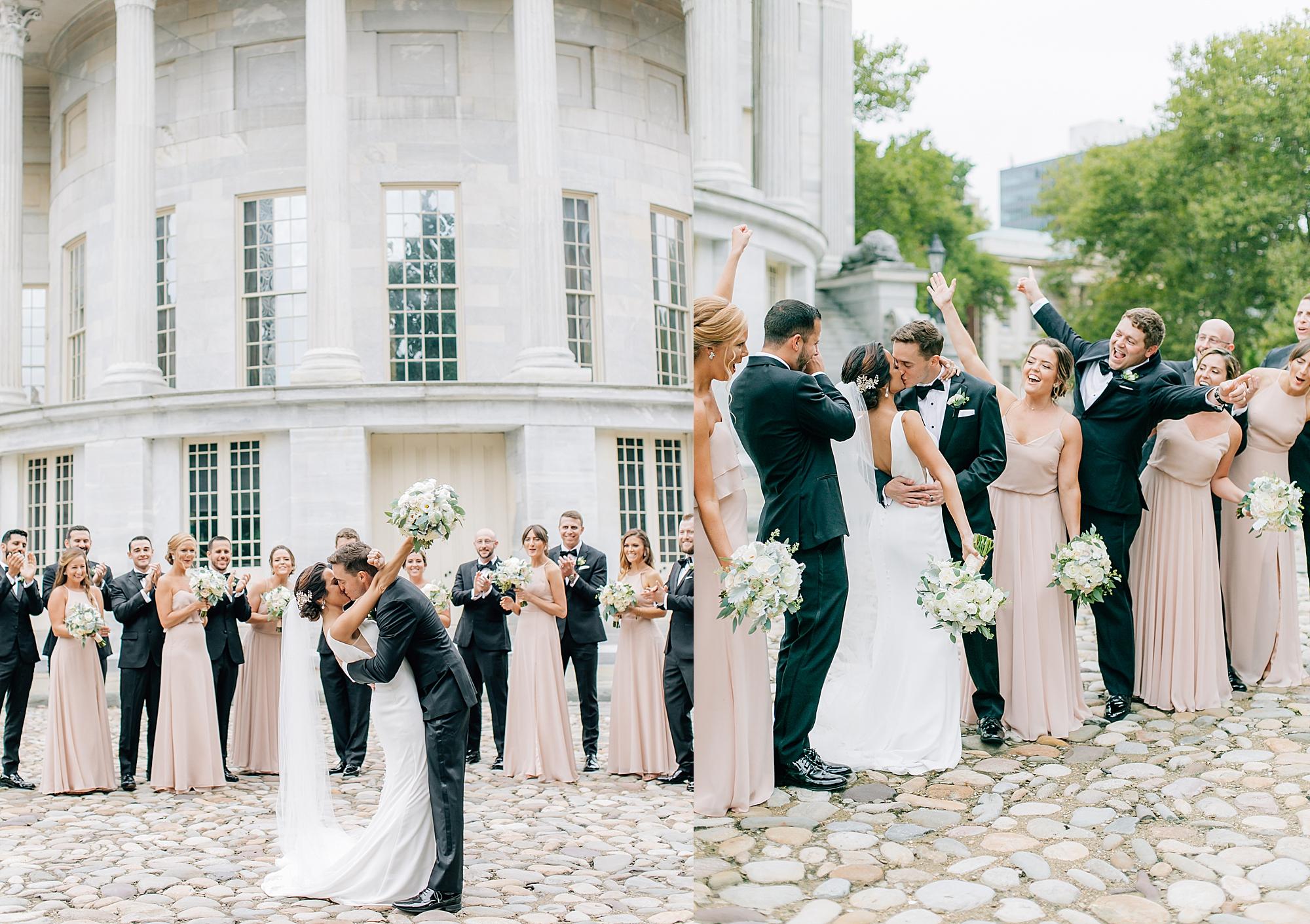Cescaphe Philadelphia Film Wedding Photography by Magdalena Studios 24