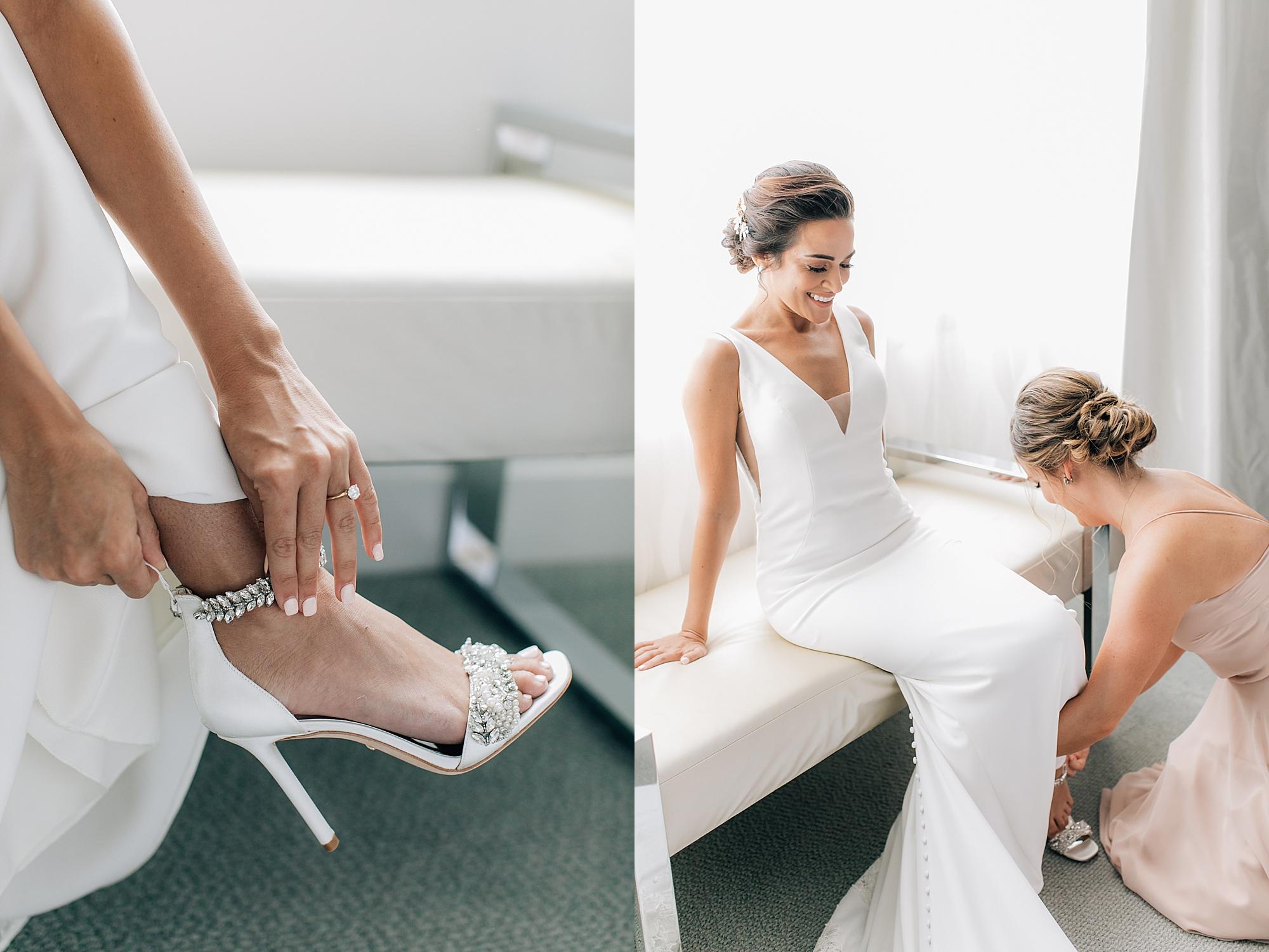 Cescaphe Philadelphia Film Wedding Photography by Magdalena Studios 7