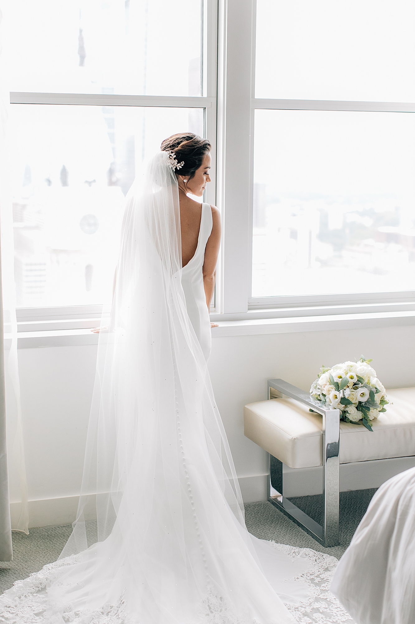 Cescaphe Philadelphia Film Wedding Photography by Magdalena Studios 9