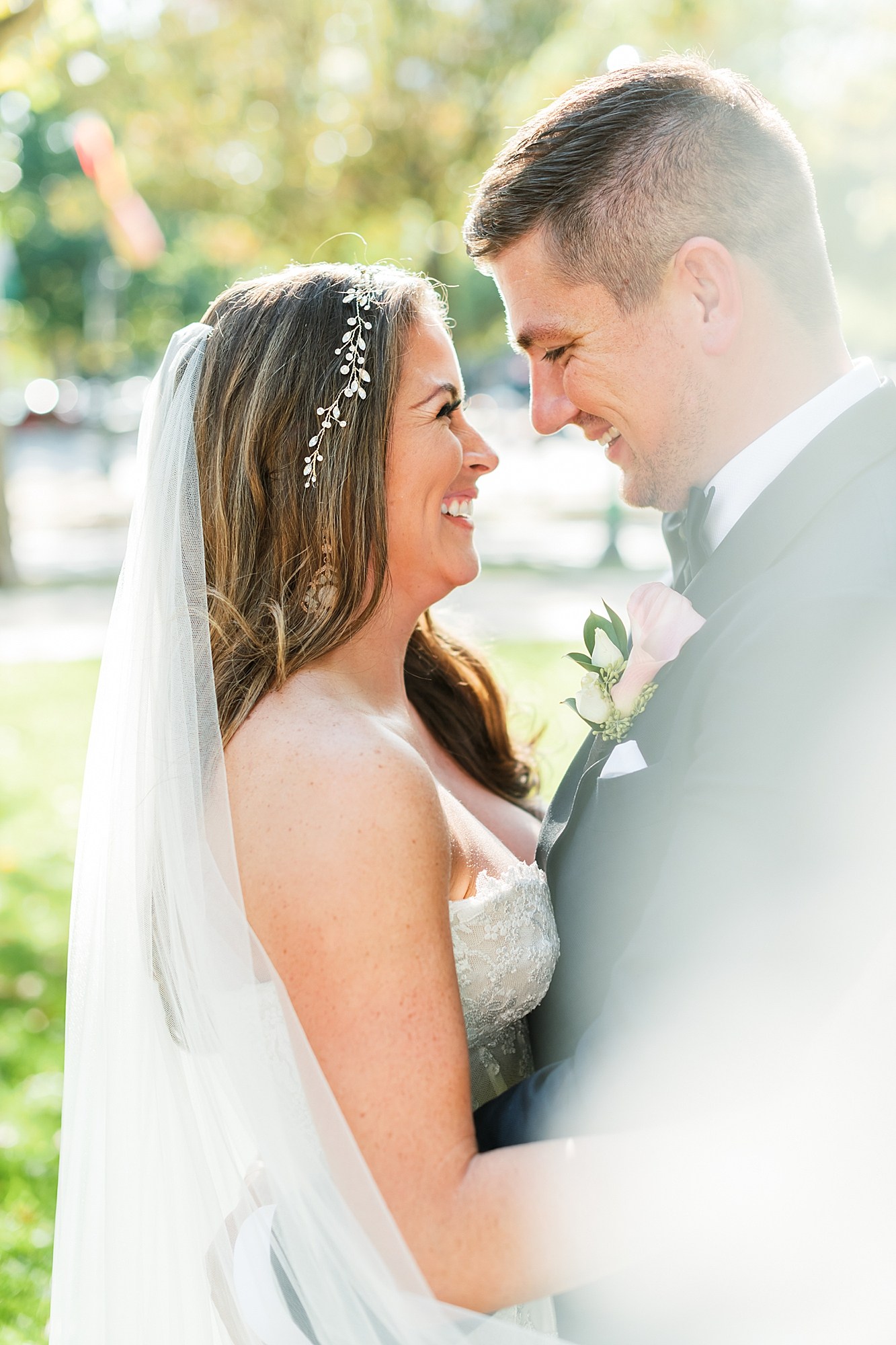 Free Library of Philadelphia Wedding Photography by Magdalena Studios 0029