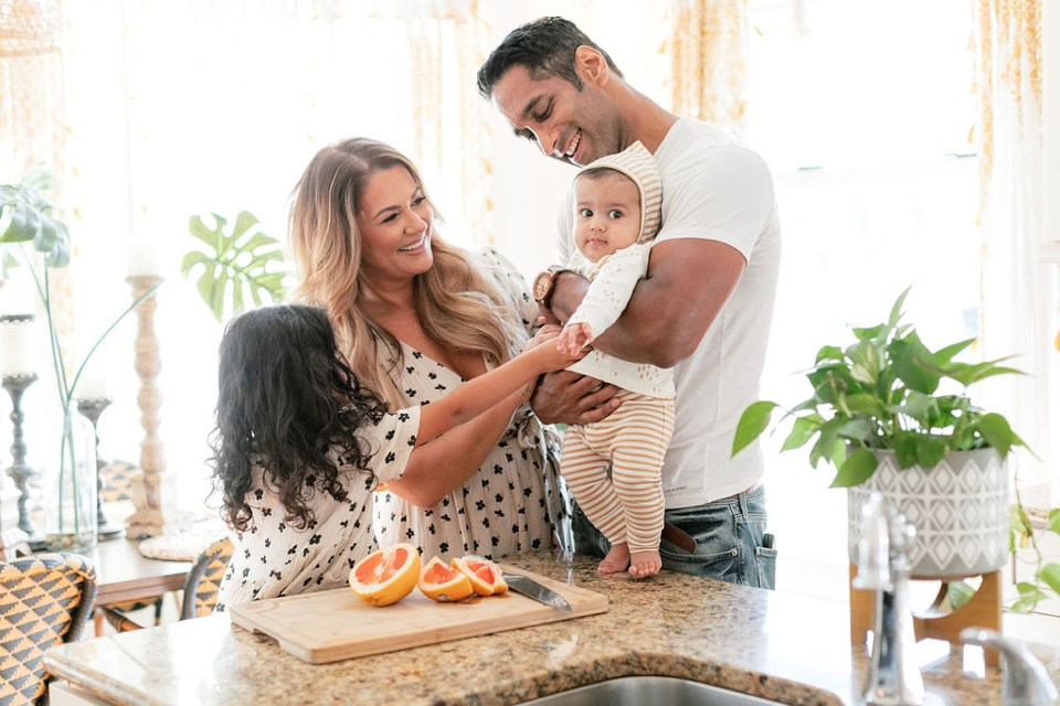Home Lifestyle Family Photography by Magdalena Studios in Ocean City New Jersey6