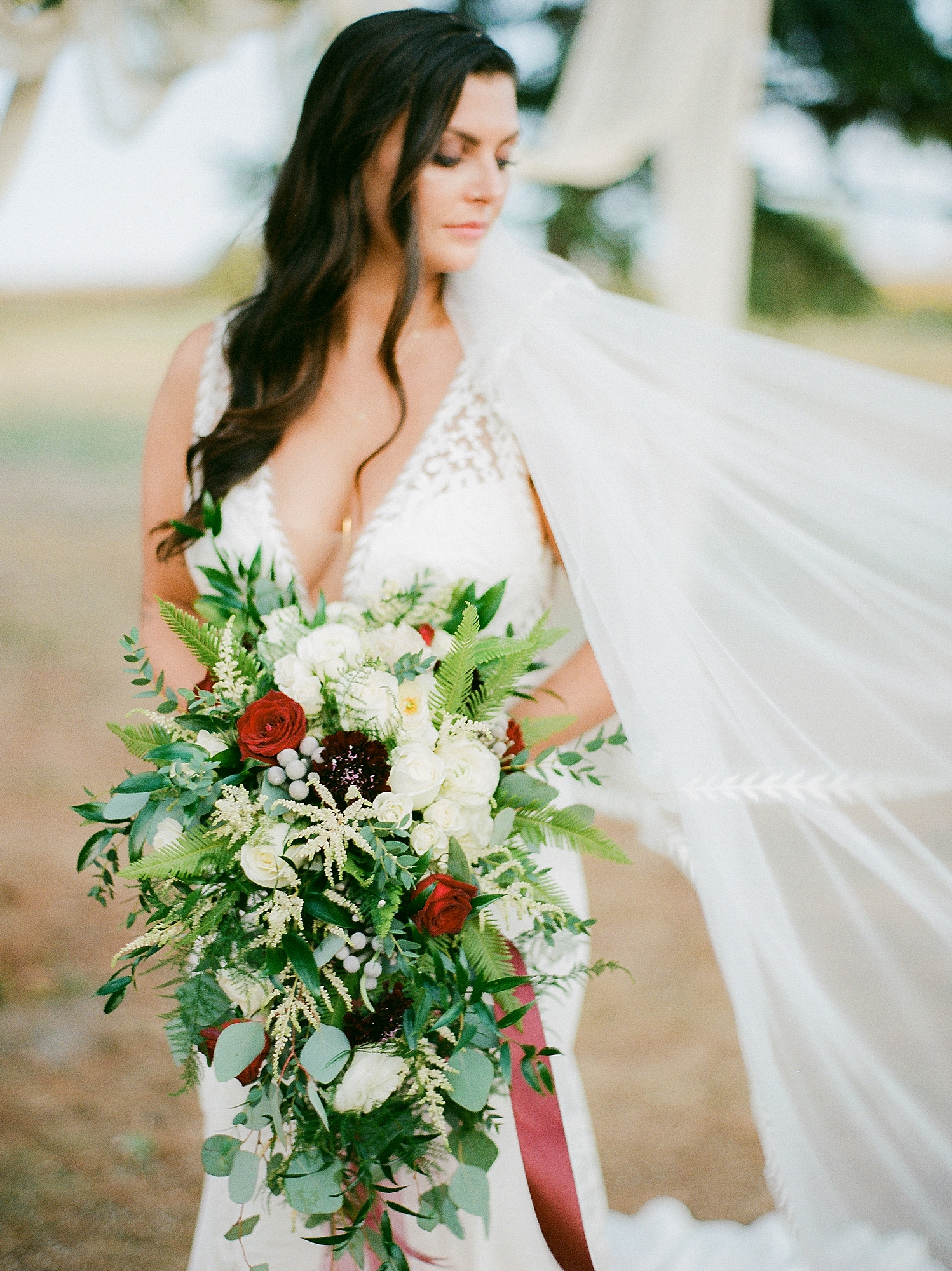 Linwood Country Club Film Wedding Photography by Magdalena Studios South Jersey Wedding Photographer 28