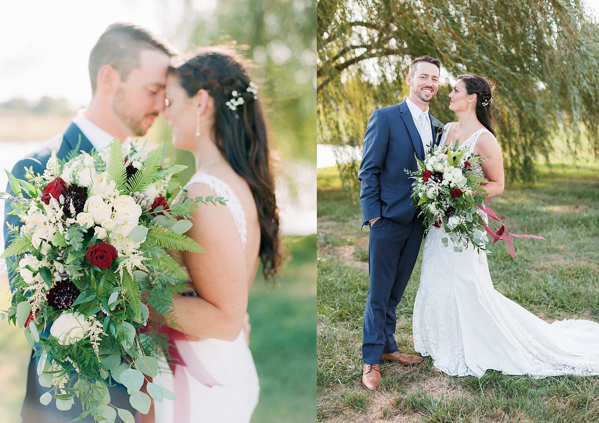 Linwood Country Club Film Wedding Photography by Magdalena Studios South Jersey Wedding Photographer 30