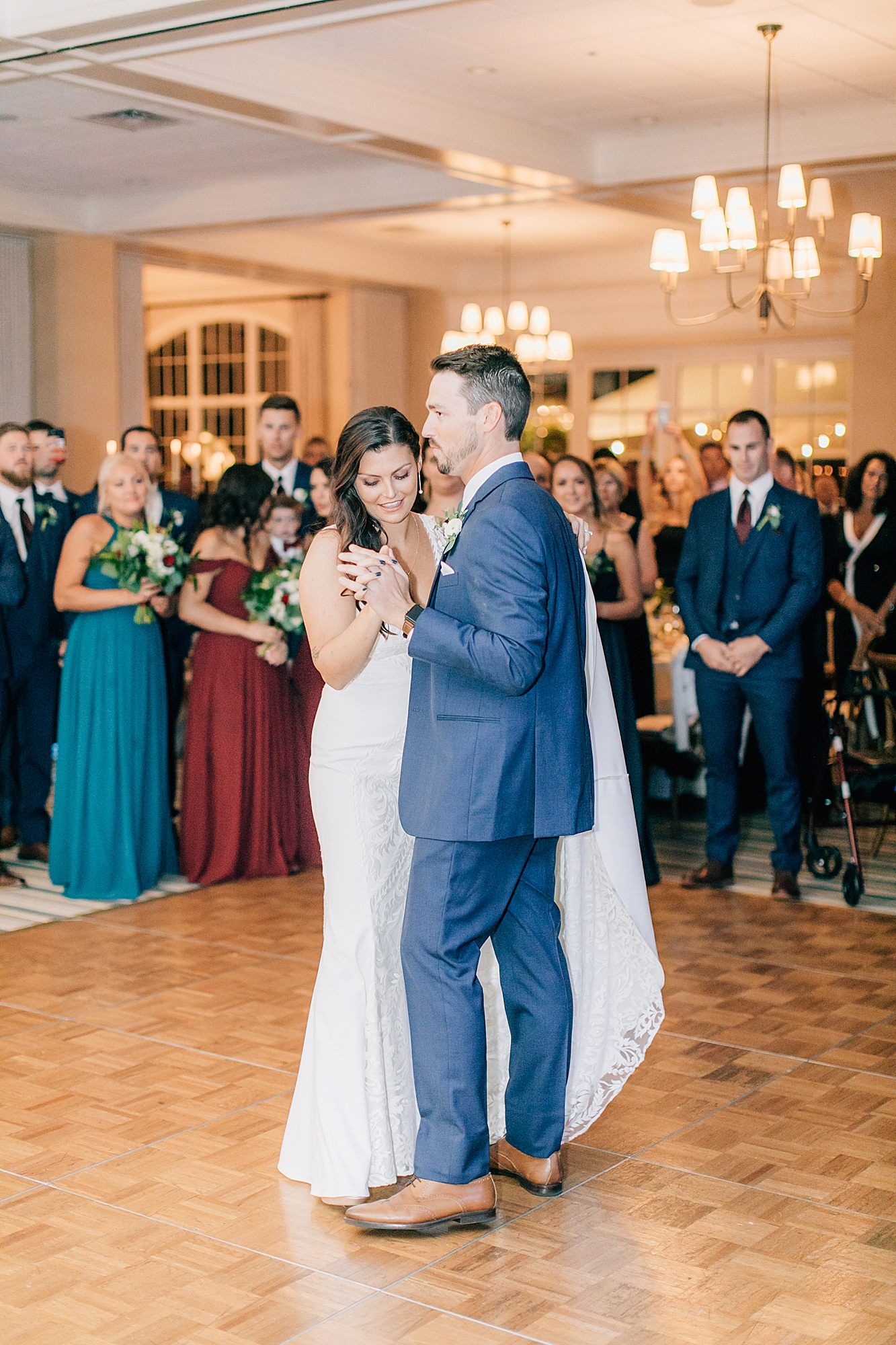 Linwood Country Club Film Wedding Photography by Magdalena Studios South Jersey Wedding Photographer 38