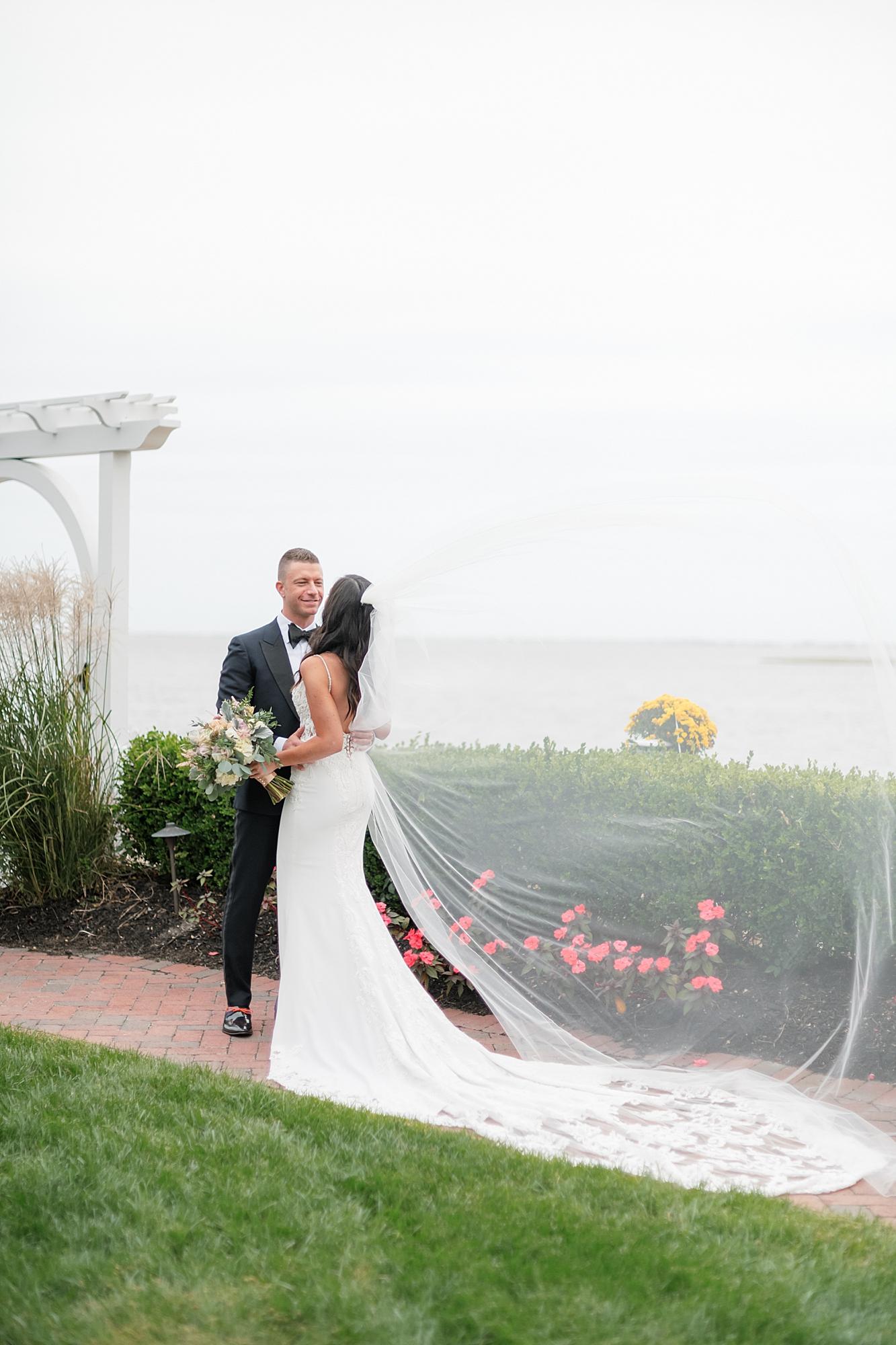 Mallard Island Yacht Club Film Wedding Photography by Magdalena Studios 0017