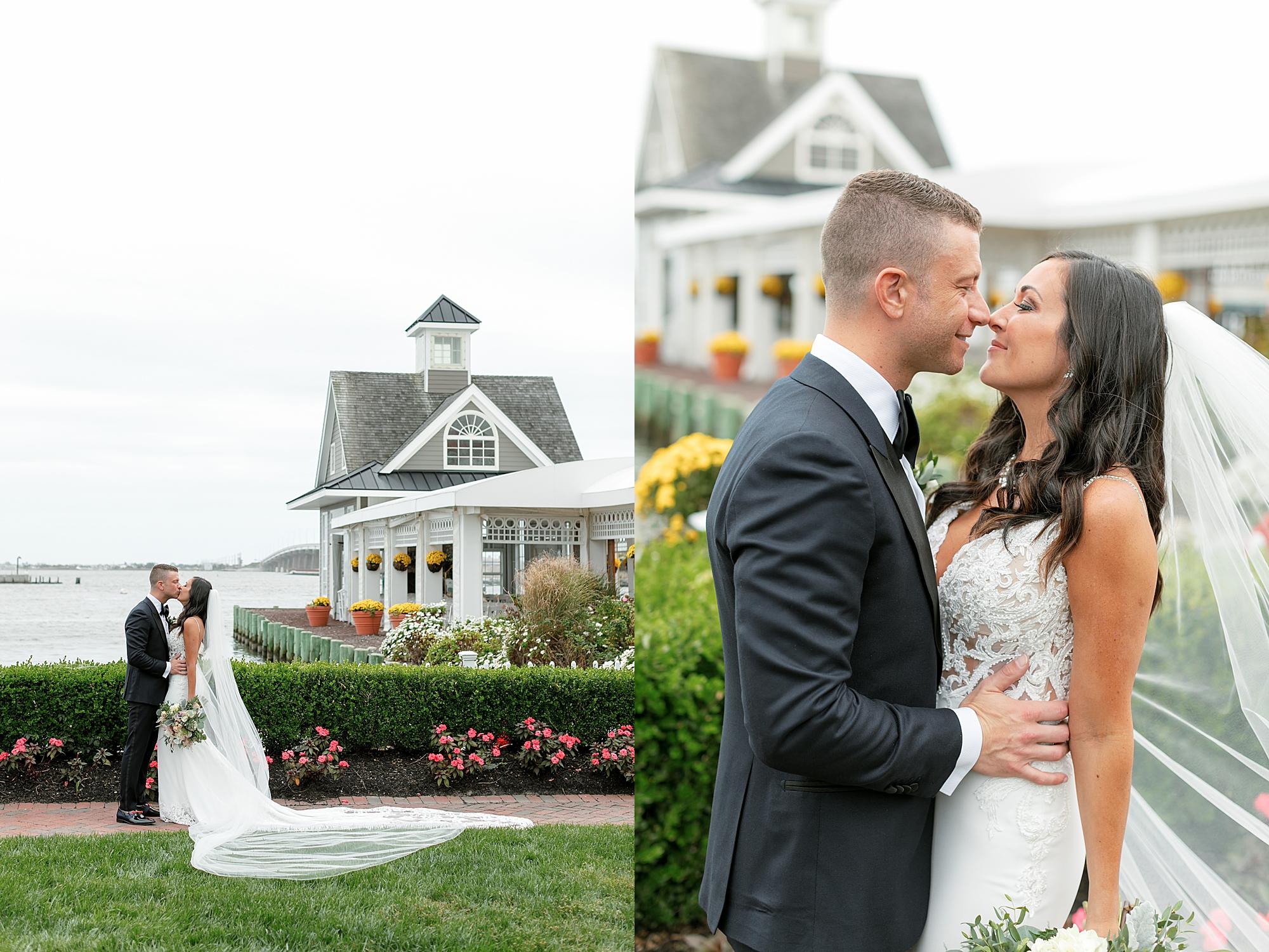 Mallard Island Yacht Club Film Wedding Photography by Magdalena Studios 0018